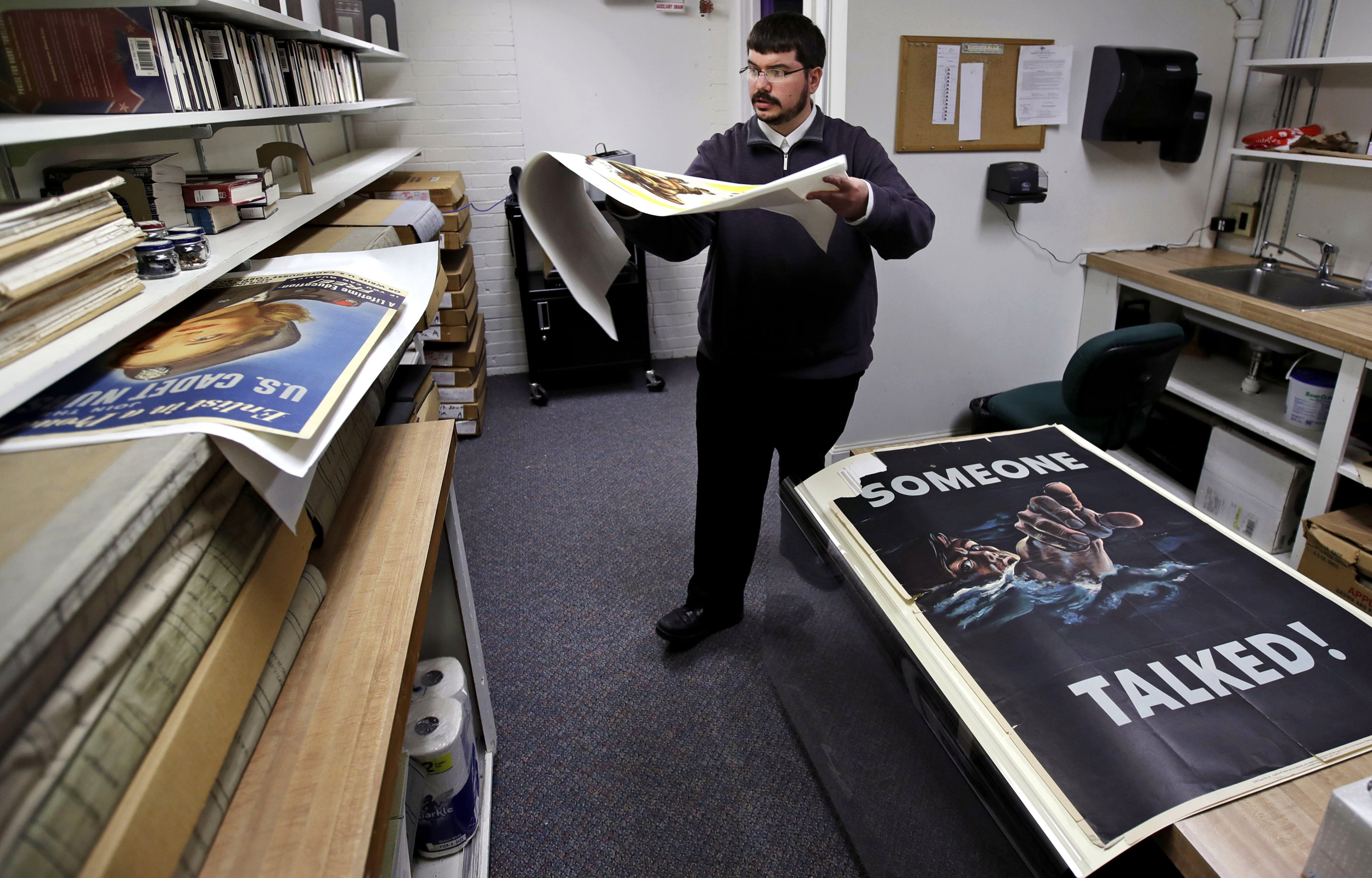 Trove-of-war-posters-discovered-at-New-Hampshire-library