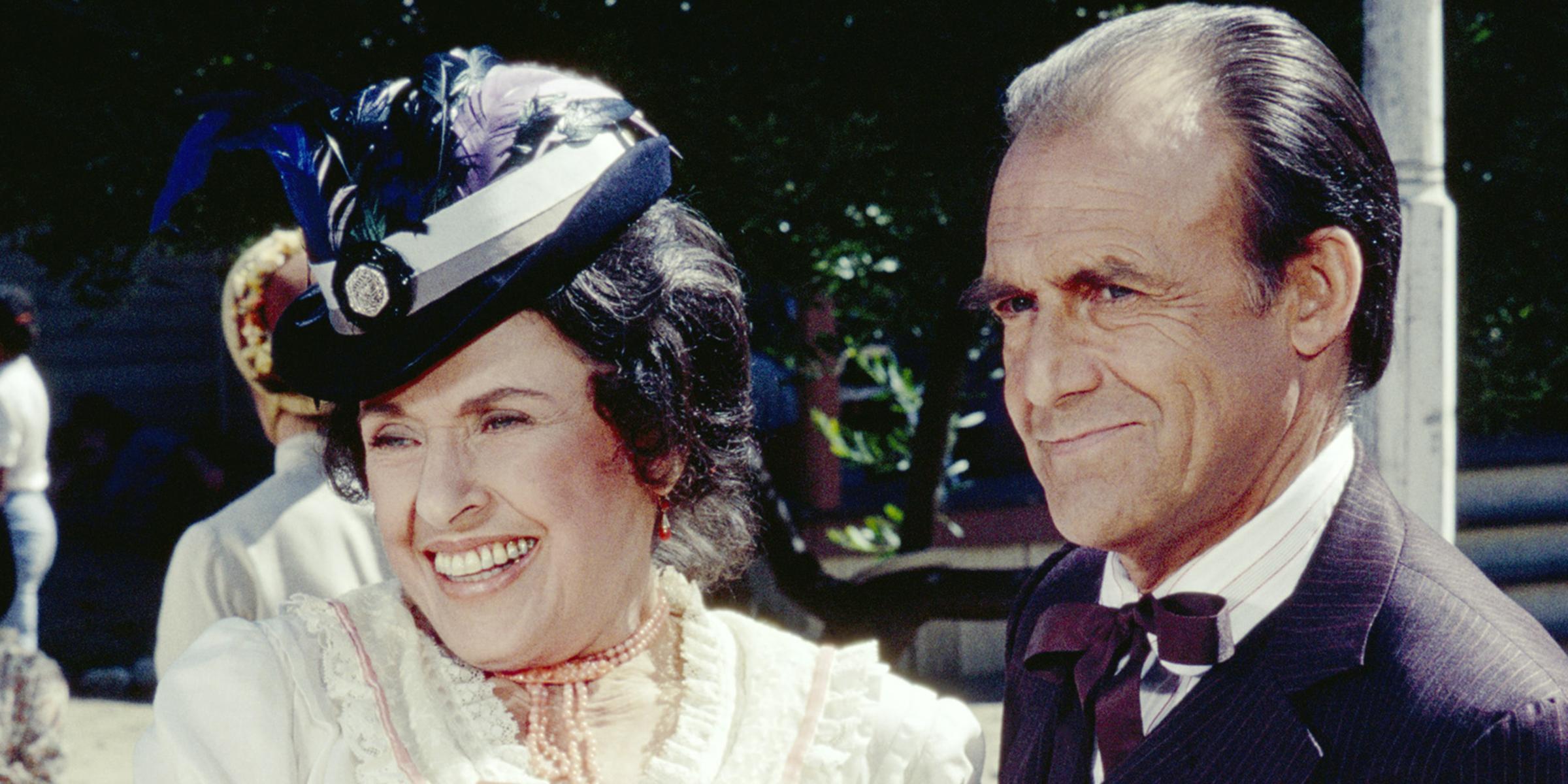 Little House on the Prairie' star Katherine MacGregor dies at 93