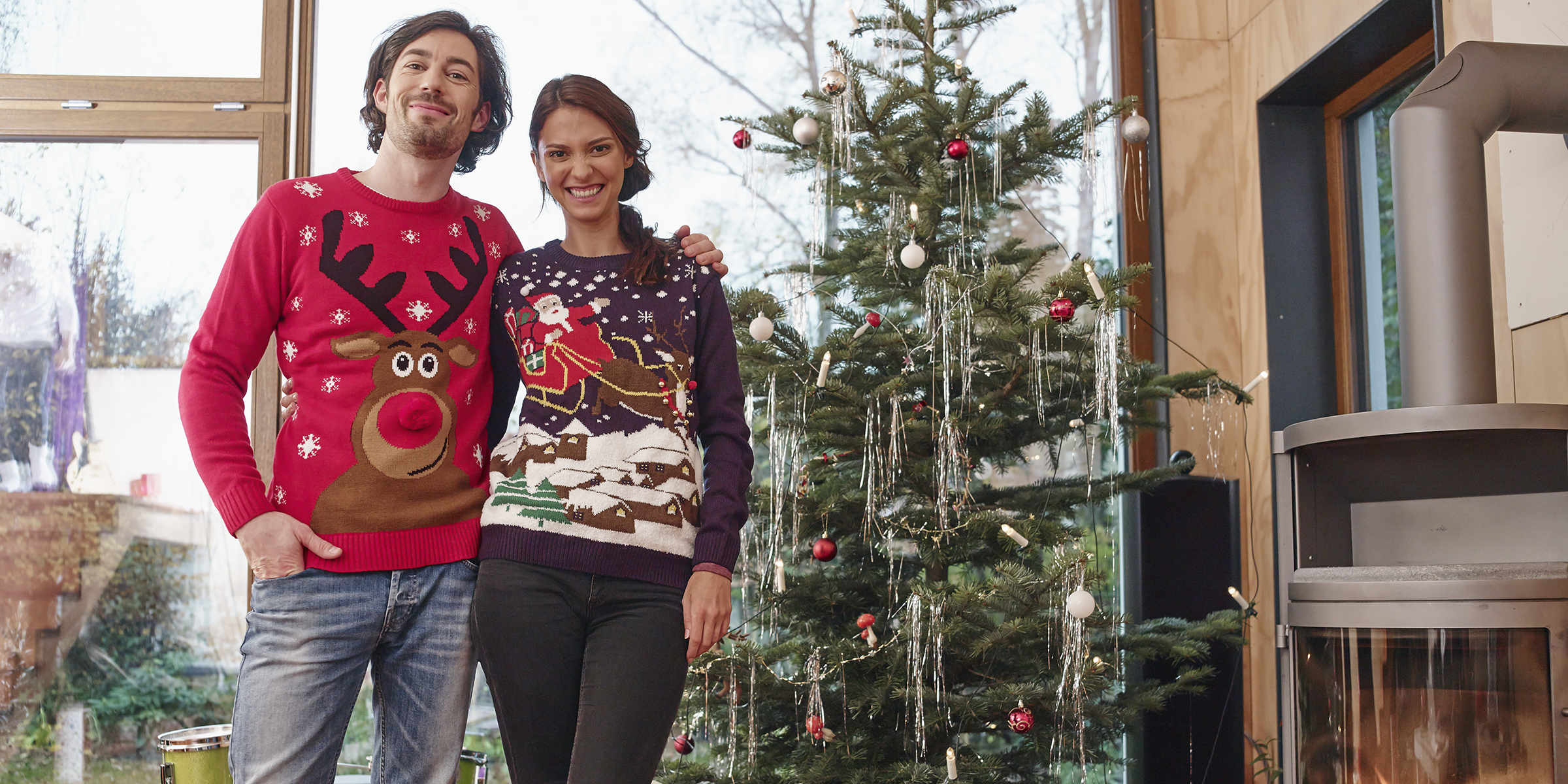 The 17 Best Ugly Christmas Sweaters Weve Found
