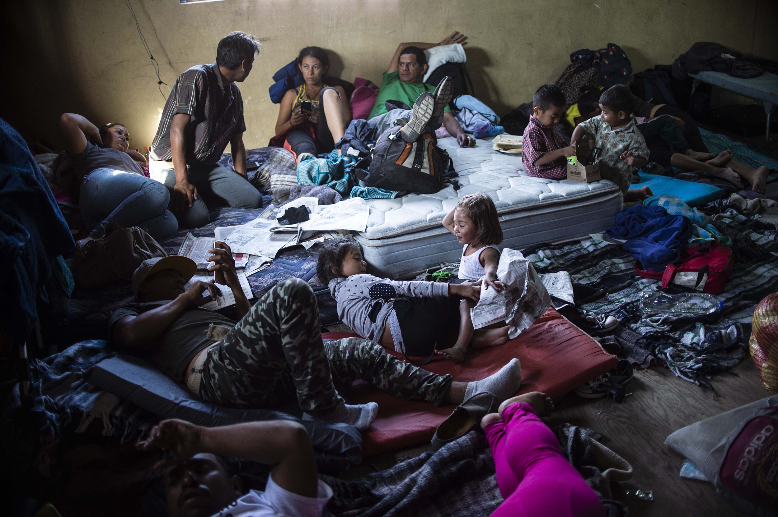 nbcnews.com - Migrants in Tijuana, Mexico, are not being greeted with open arms