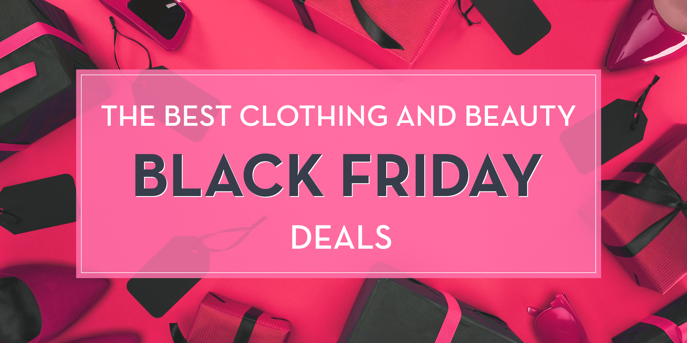b3d6c93a All the best Cyber Monday 2018 clothing, shoes and jewelry deals