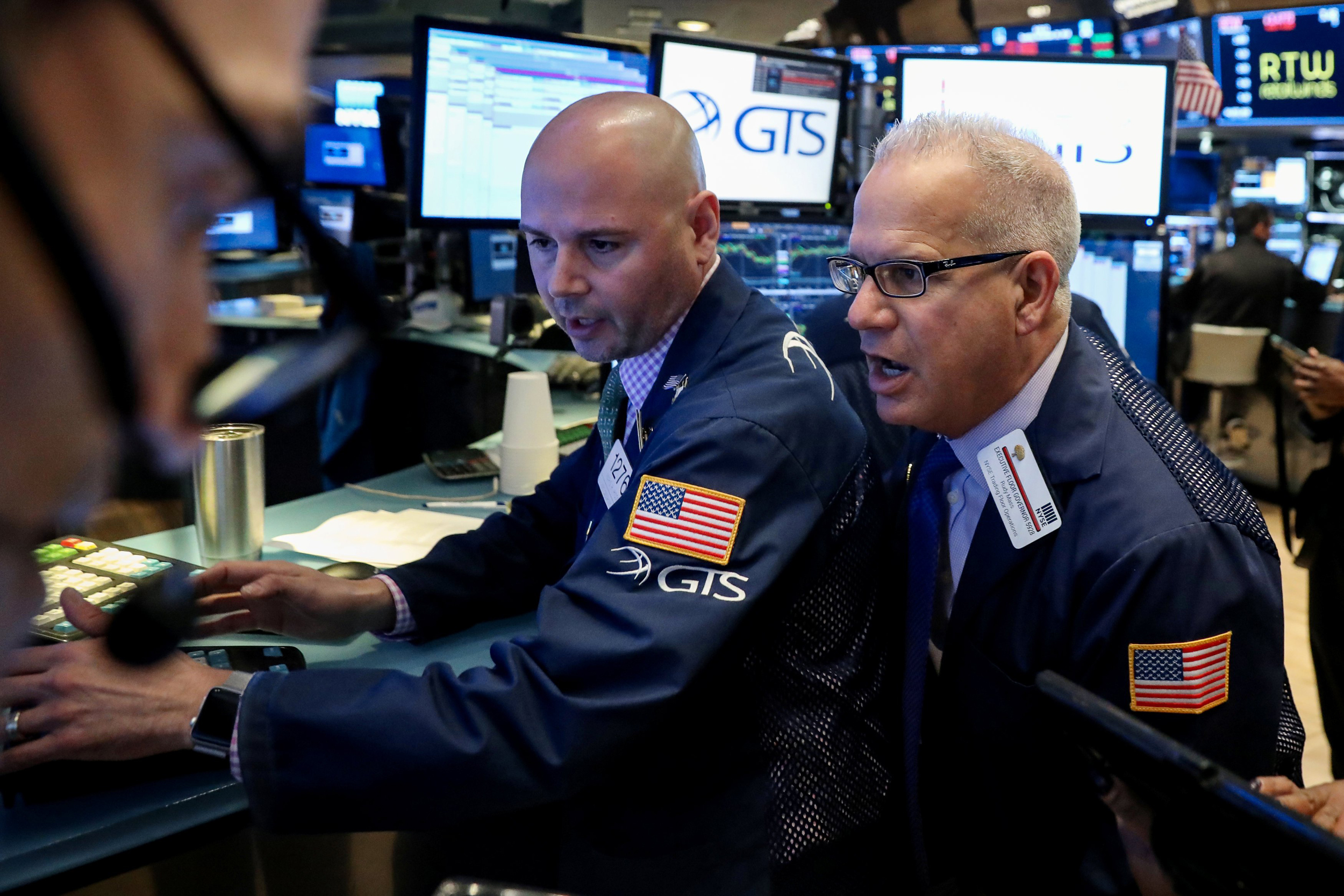 nbcnews.com - Market gains for 2018 wiped out by plunging stocks