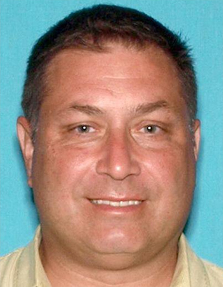 Paul Caneiro was arrested in connection with a fire in Ocean Township, New Jersey, on Nov. 21, 2018.