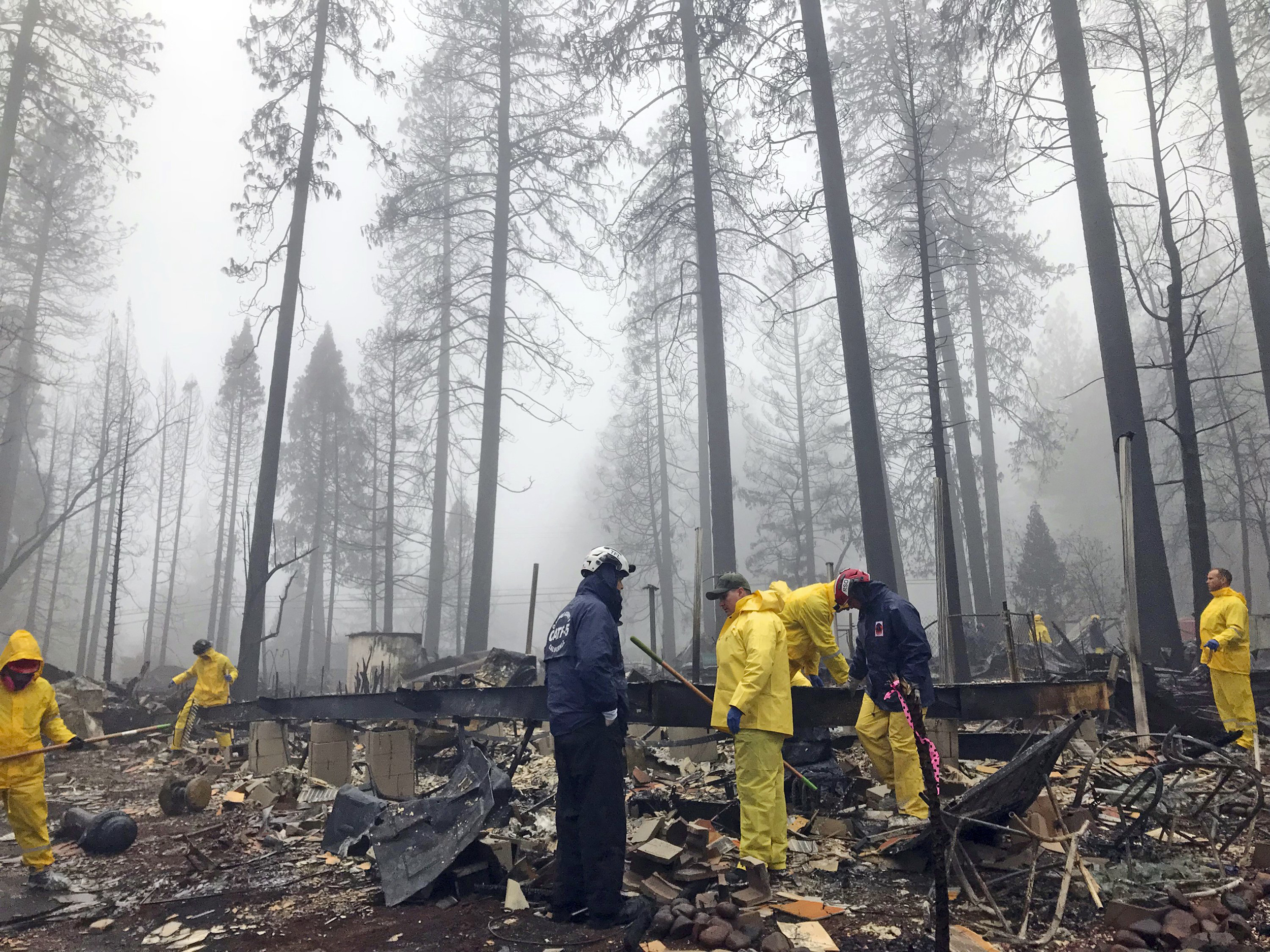 After burning for more than 2 weeks, California Camp fire fully contained