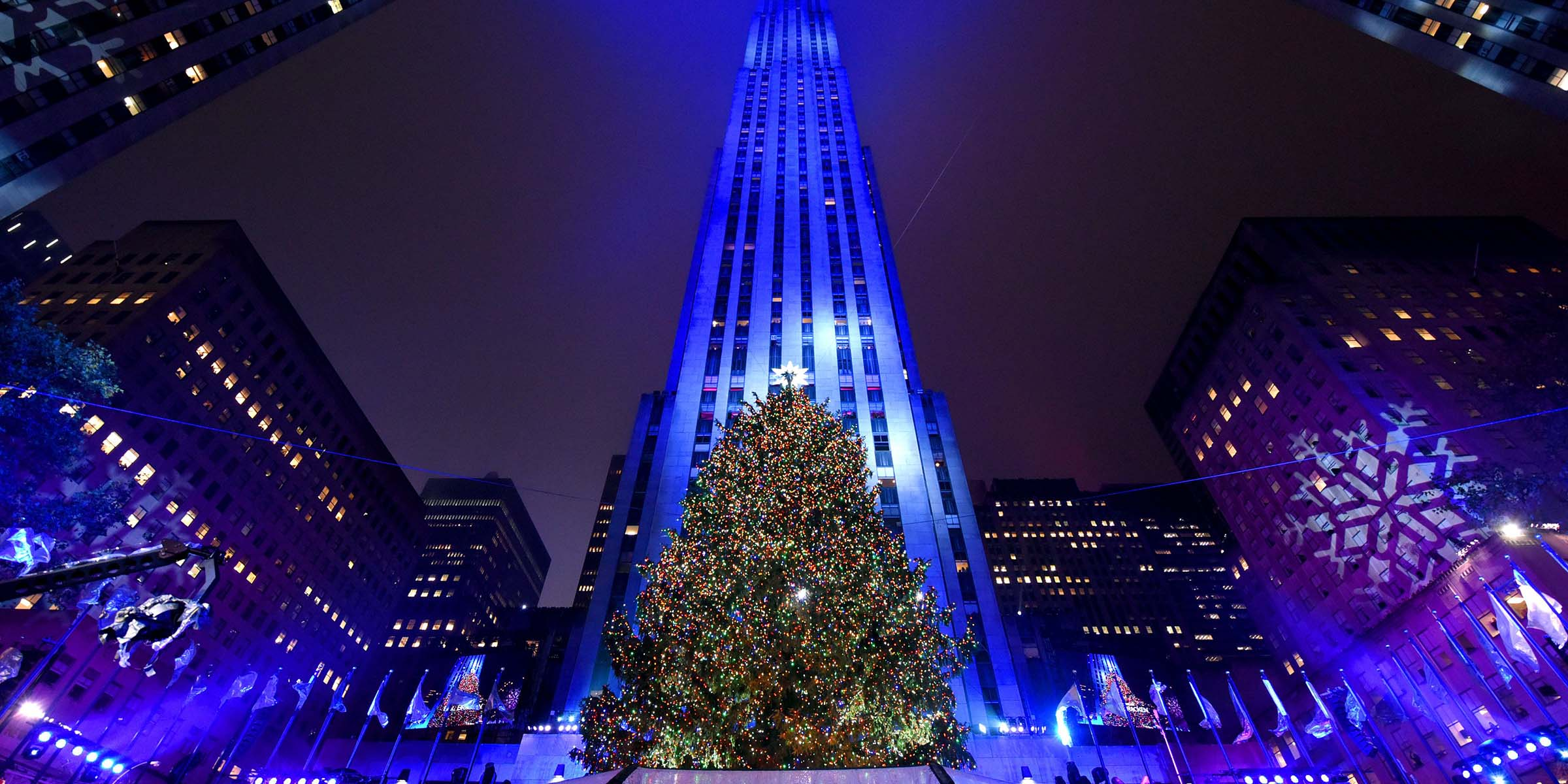 Nbc Christmas Tree Lighting 2020 Performers Rockefeller Tree Lighting 2019: How to watch, who is performing & more