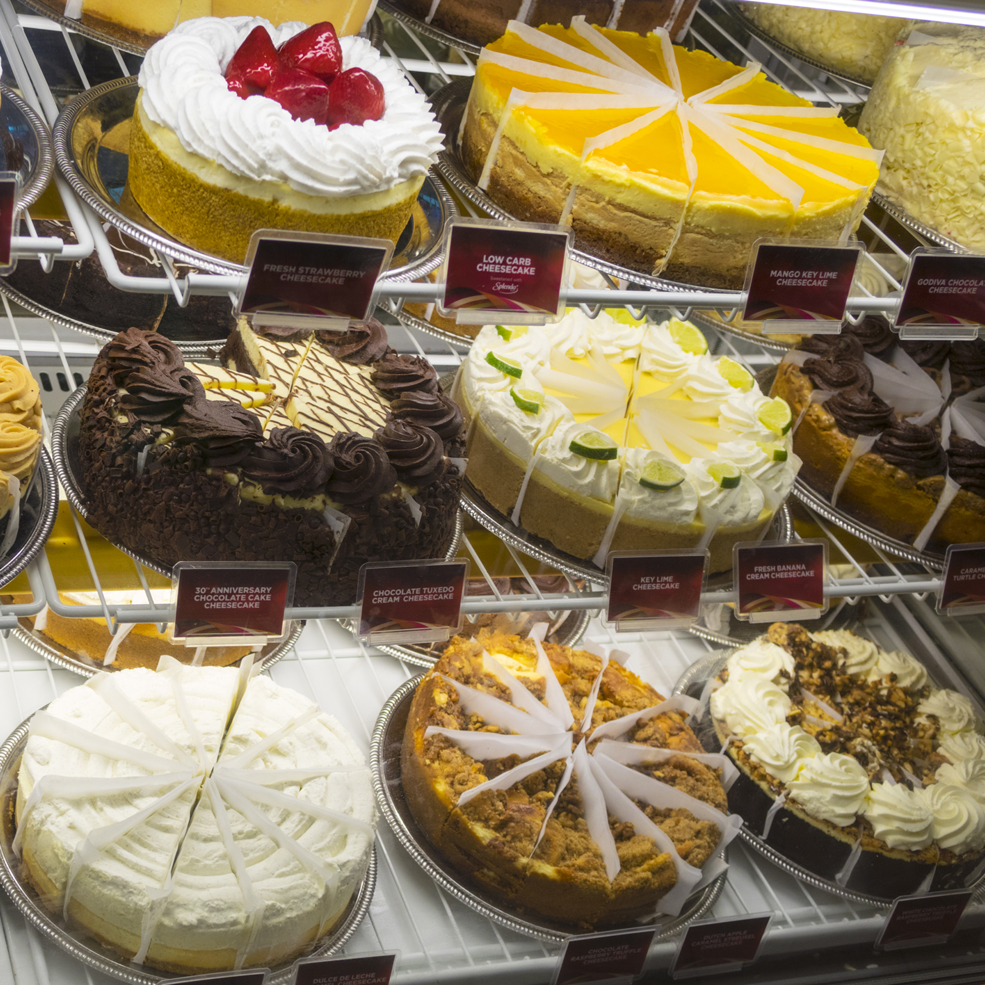 The Cheesecake Factory giving away free cheesecake with DoorDash