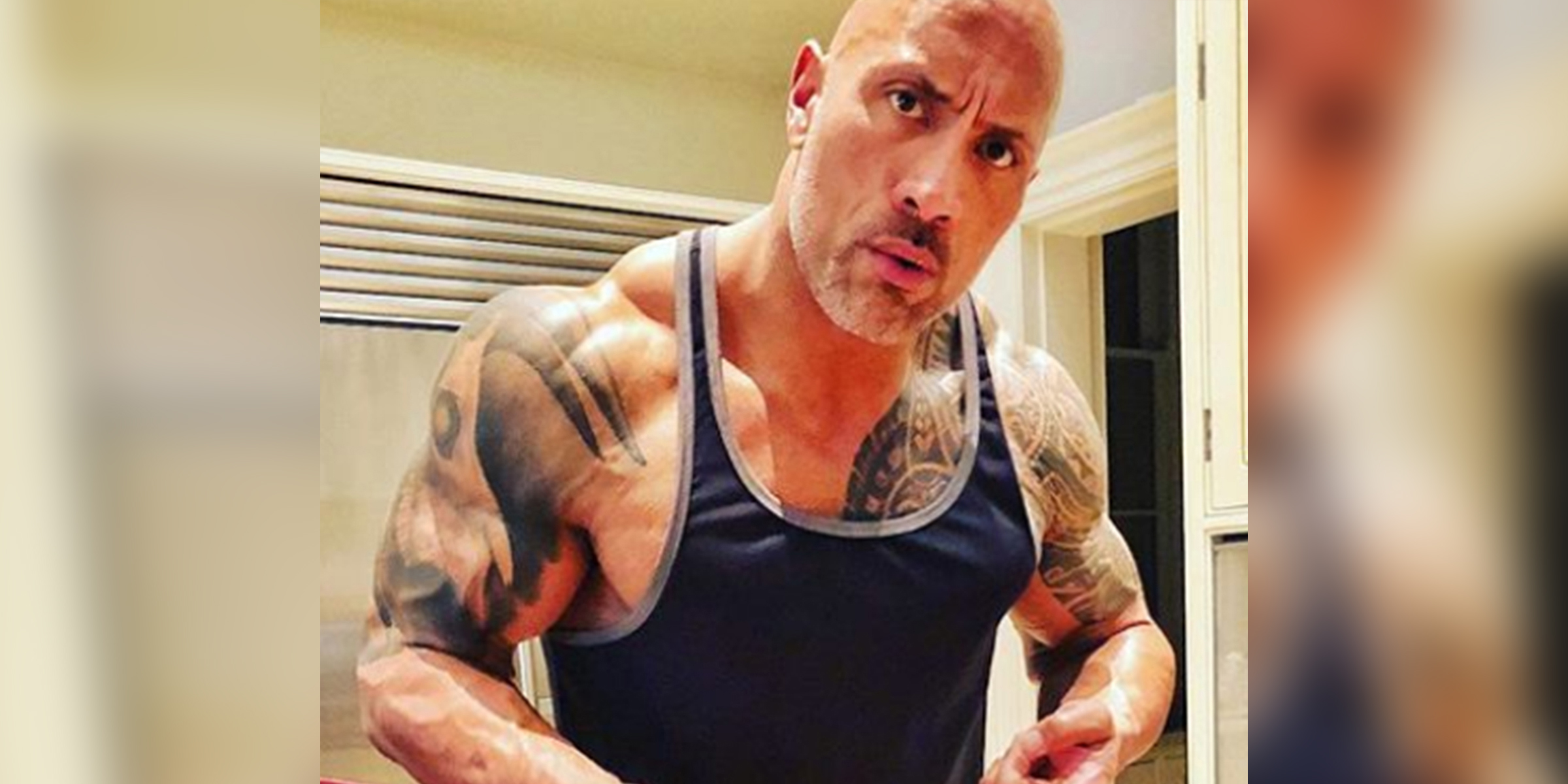 Dwayne The Rock Johnson Just Revealed His Love For