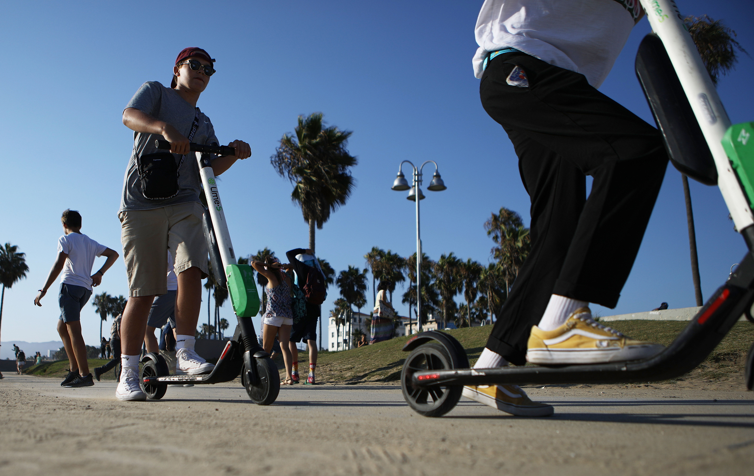 Opinion | The case for more electric scooters, not fewer