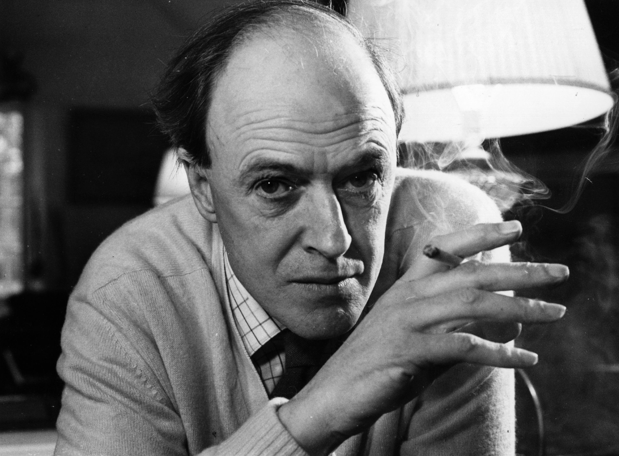Matilda, Willy Wonka join Netflix as it buys Roald Dahl's works