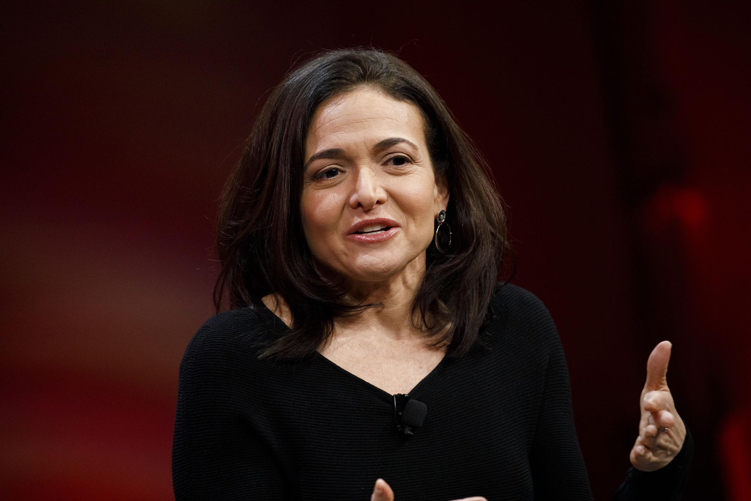 Facebook's Sandberg asked company to probe George Soros