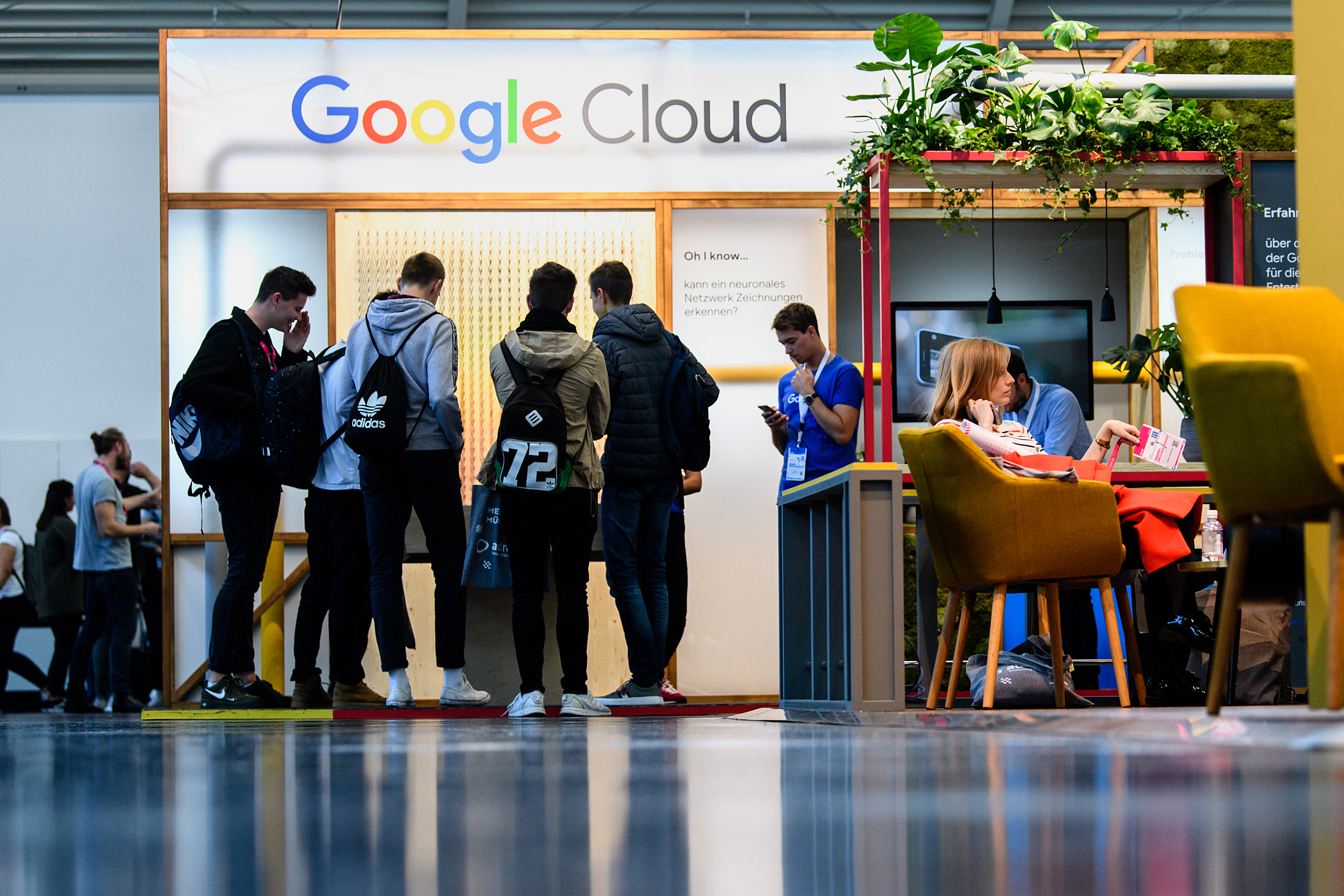 Does Google harm local search rivals? E.U. antitrust regulators ask