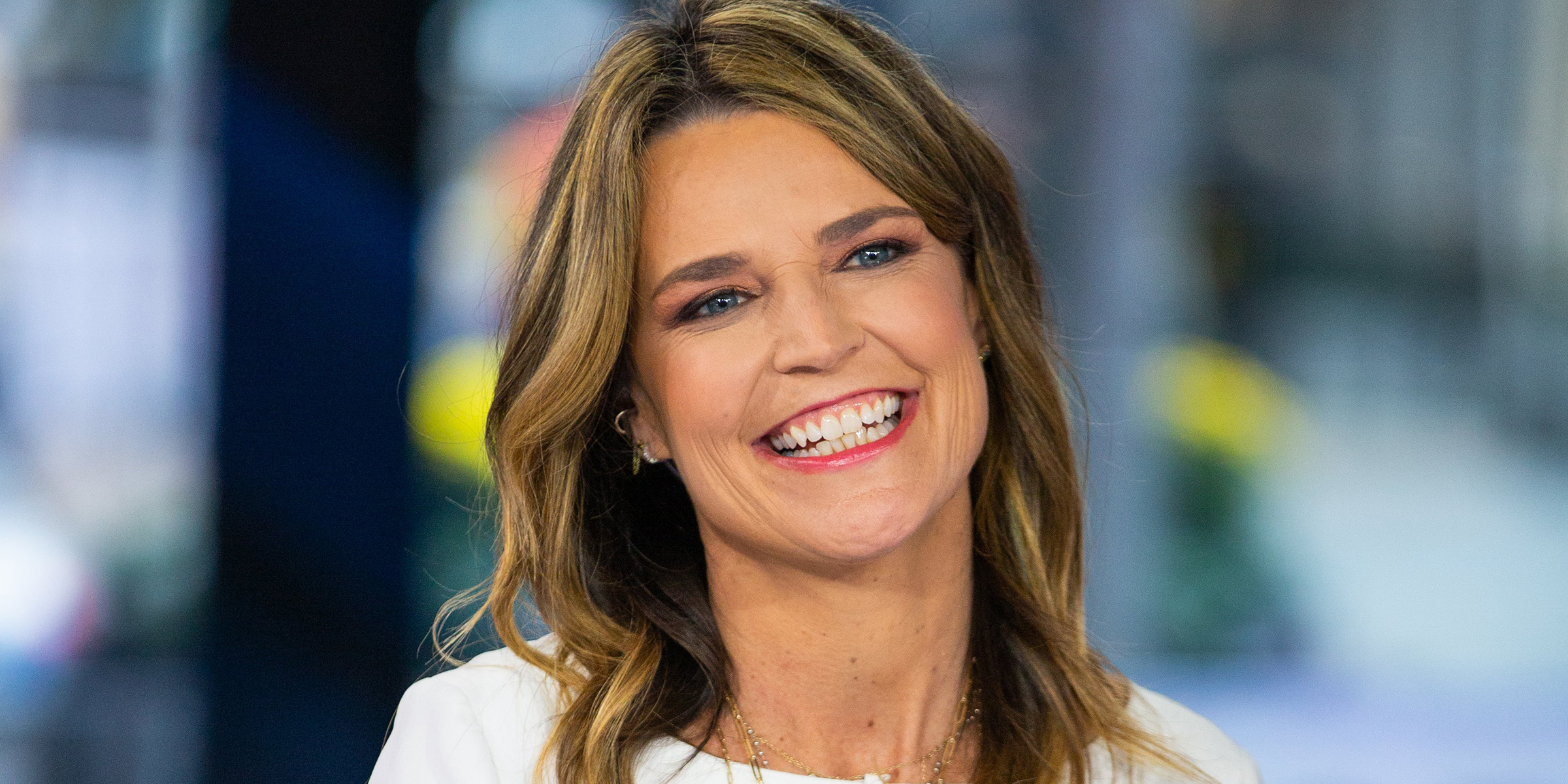 873b8cfbf7 Savannah Guthrie pulled off a  bold look  in her pajamas