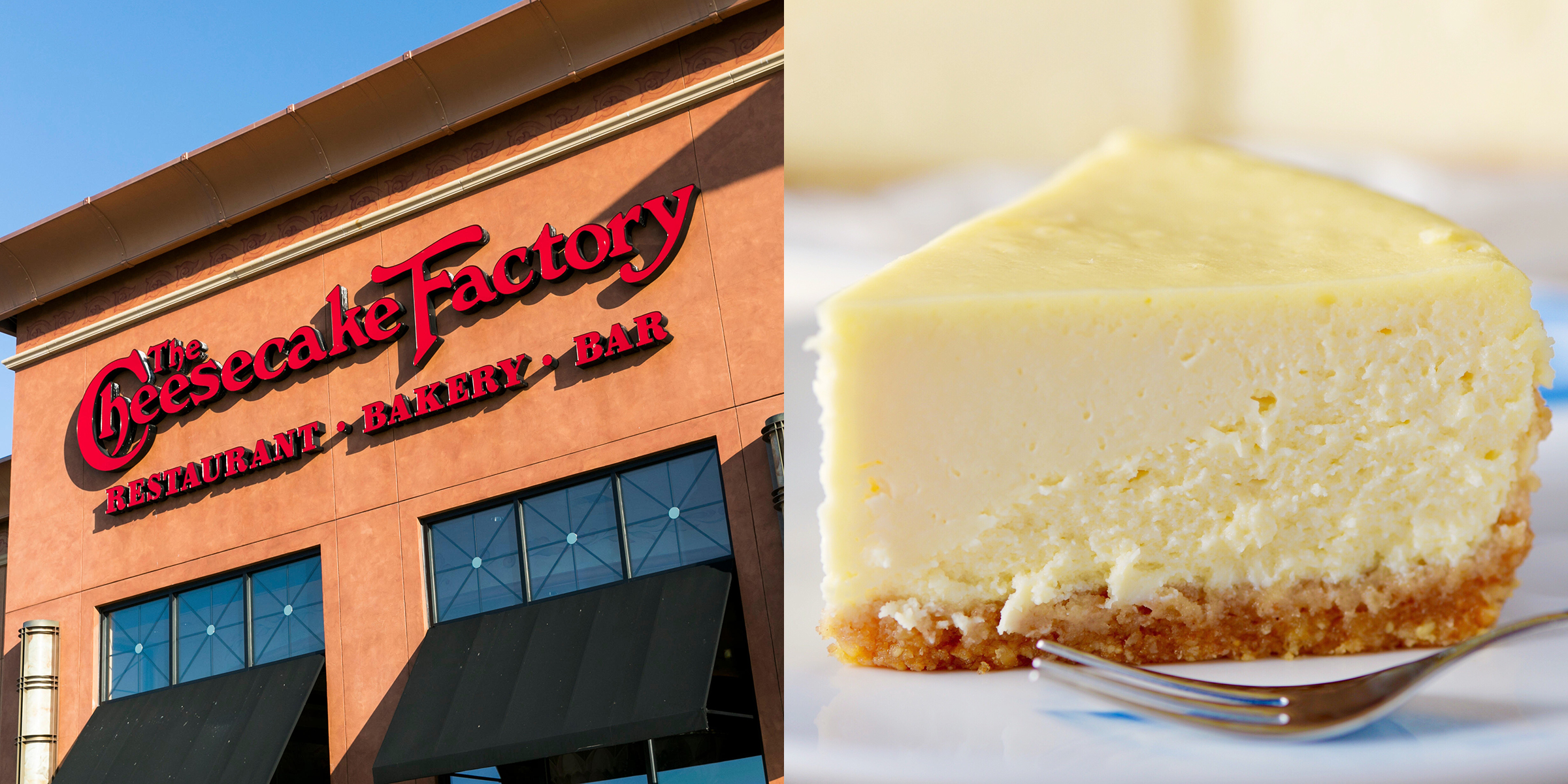 Brawl breaks out amid Cheesecake Factory's free cheesecake