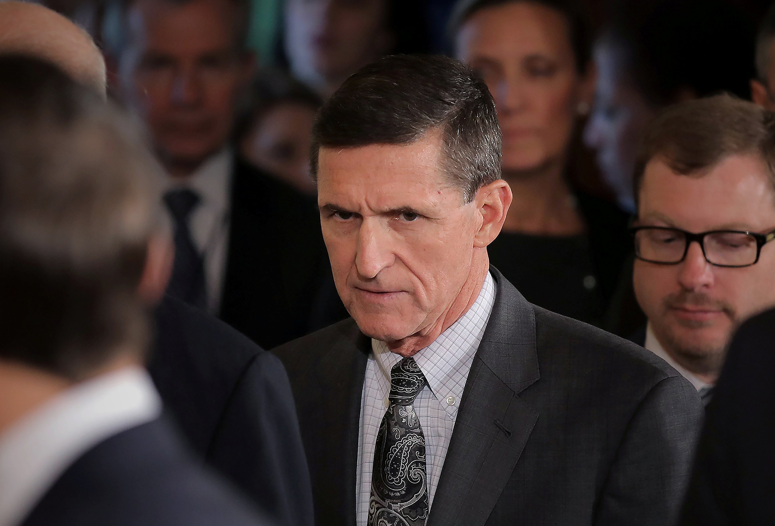 Mueller's office recommends little to no jail time for Michael Flynn