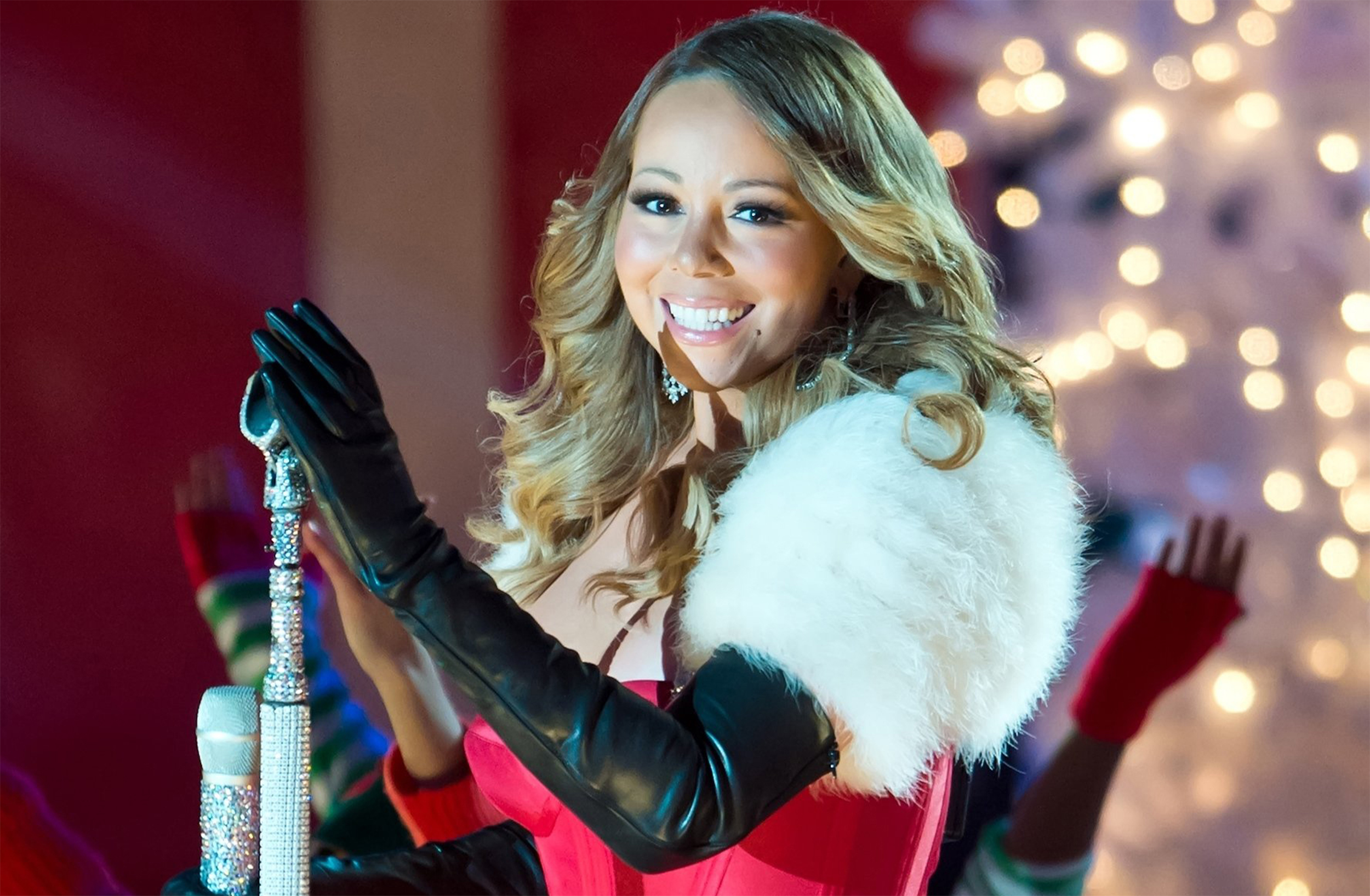 Youtube Mariah Carey Christmas.Mariah Carey S All I Want For Christmas Is You Is The Best