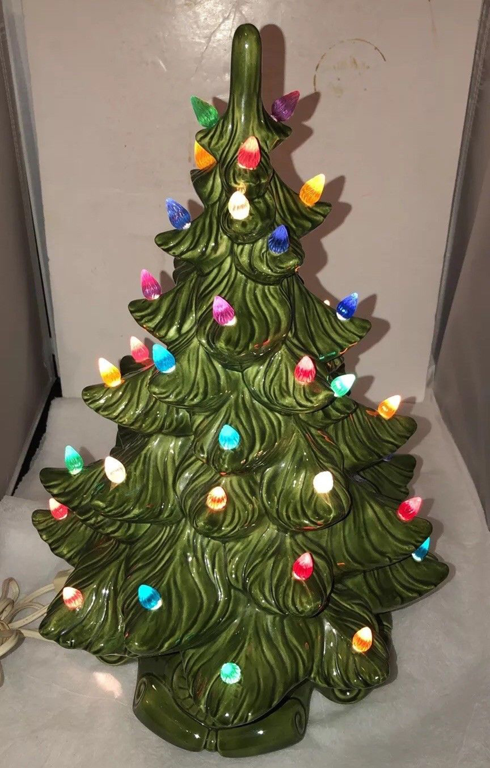 Are Vintage Ceramic Christmas Trees Worth A Lot Of Money
