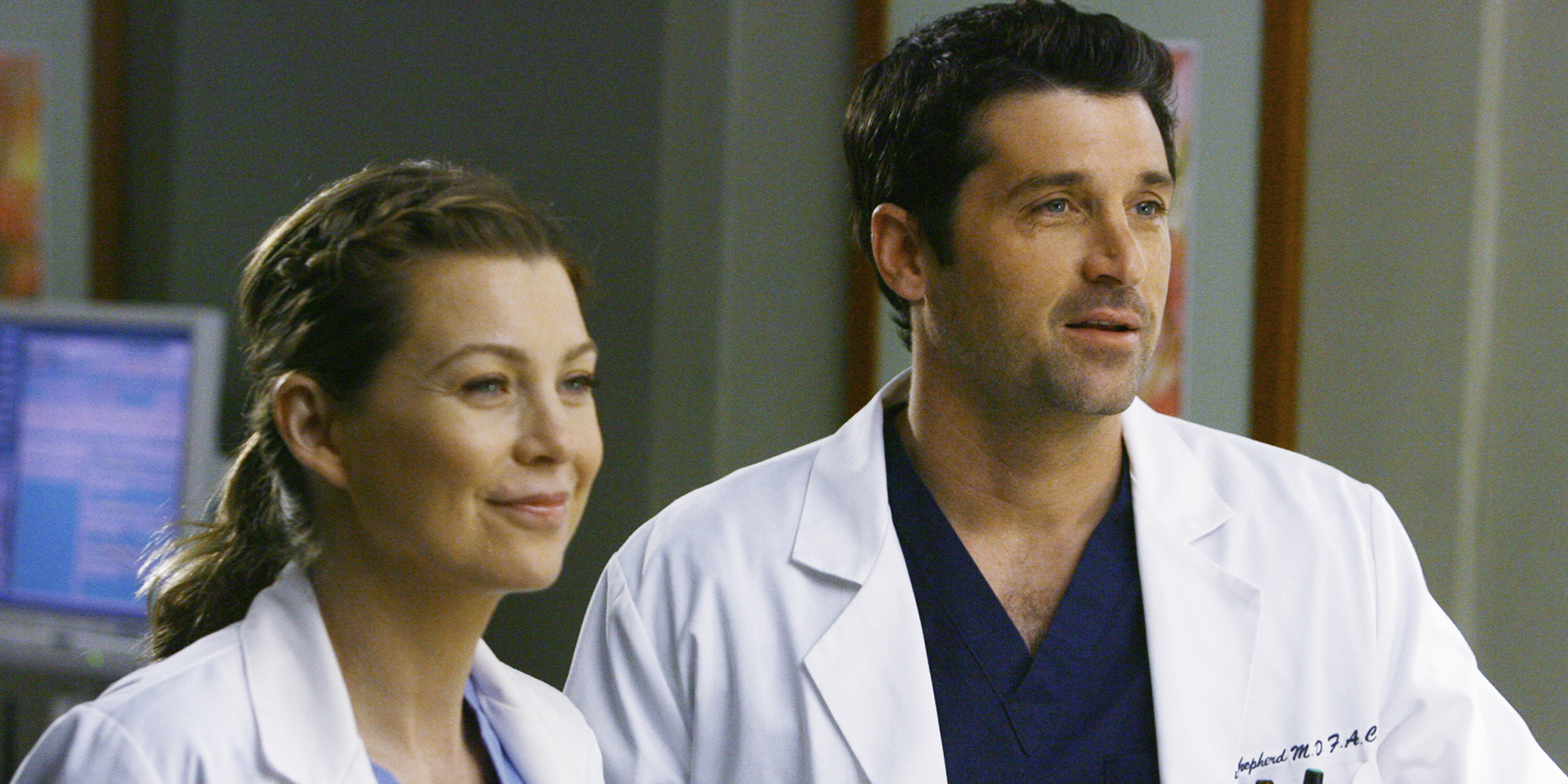 Ellen Pompeo And Patrick Dempsey Havent Spoken Since He Left