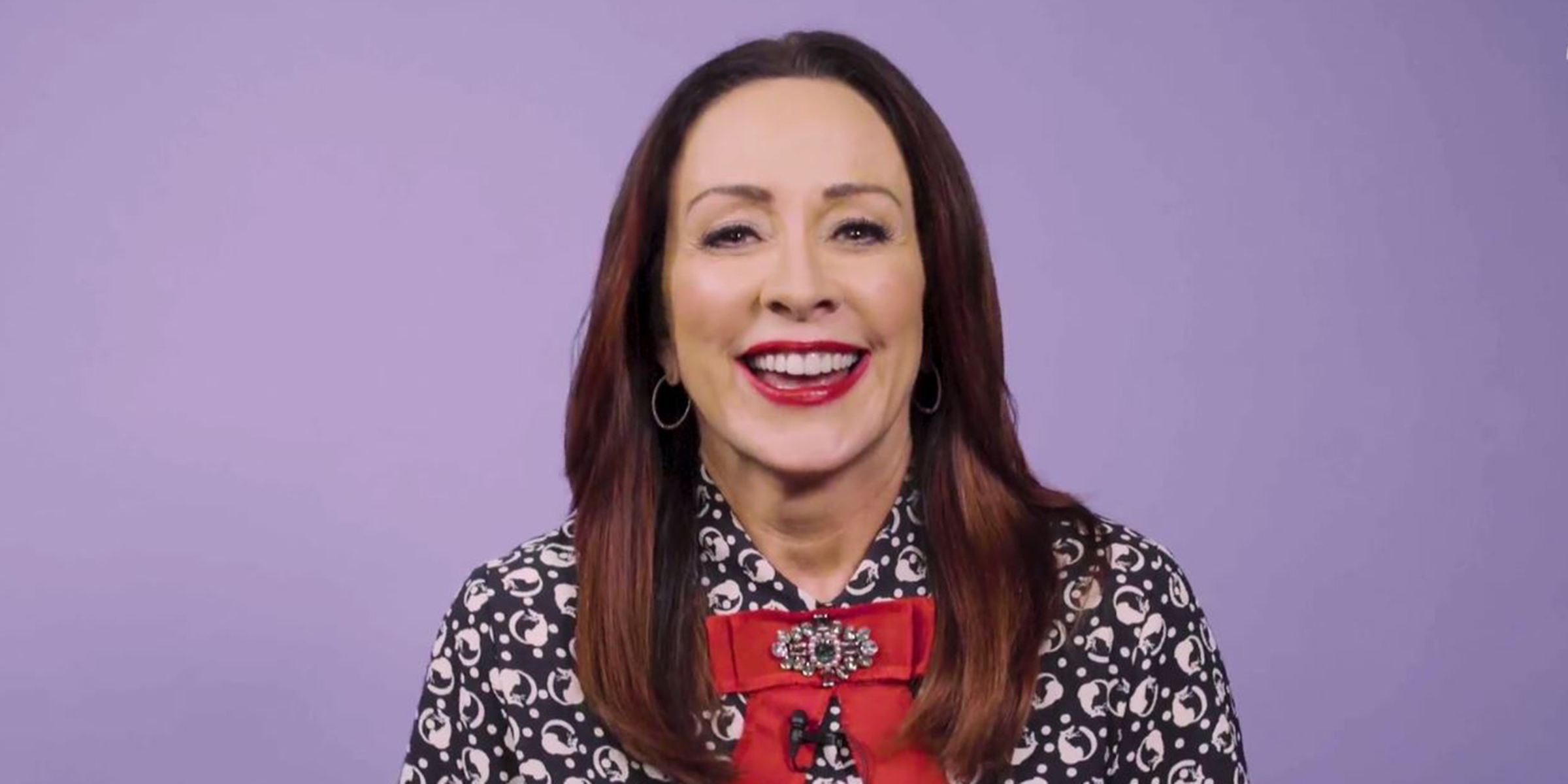 Patricia Heaton: Being a TV mom is the opposite of being a real-life mom
