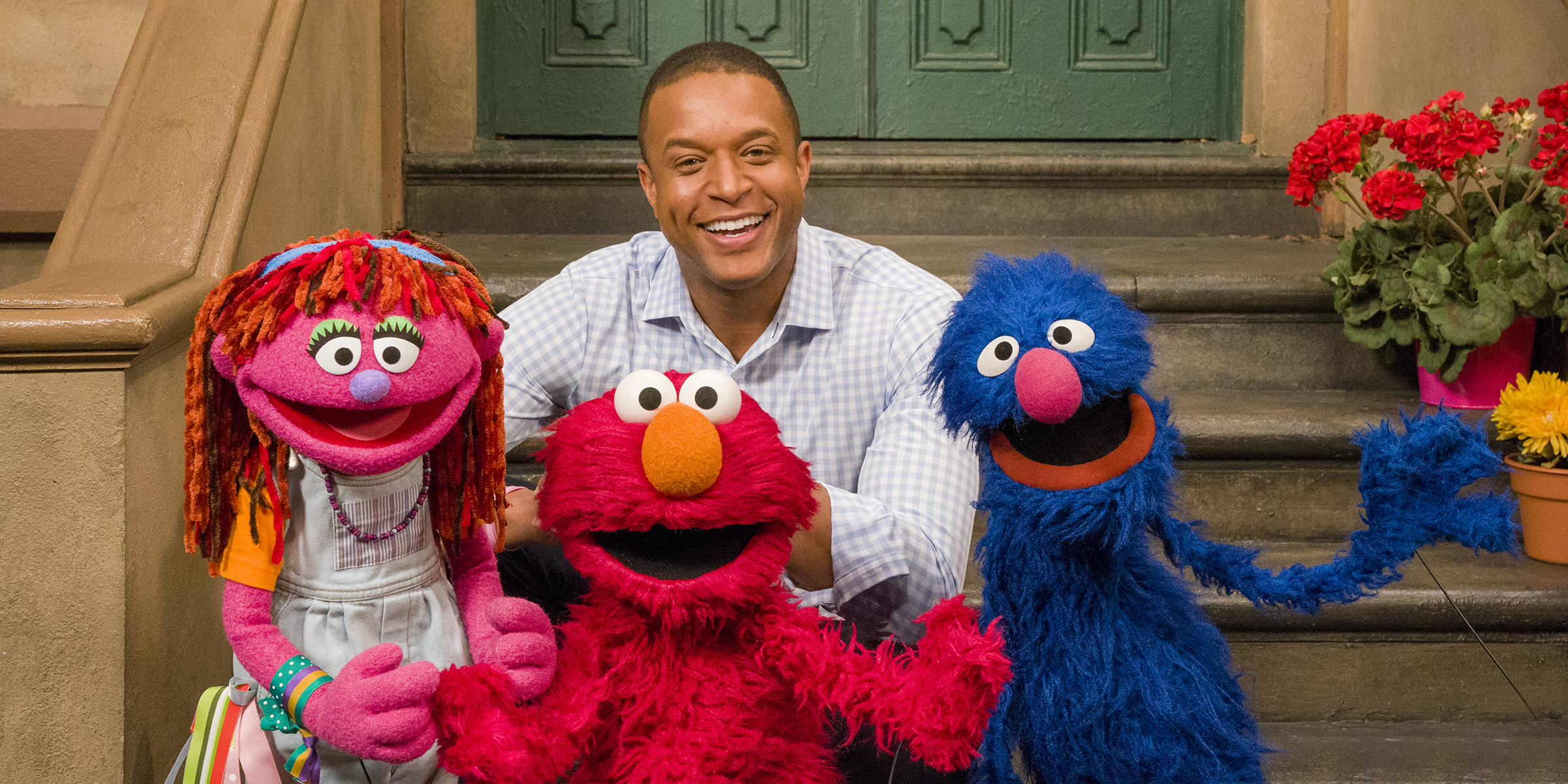 Sesame Street' introduces first homeless Muppet, Lily