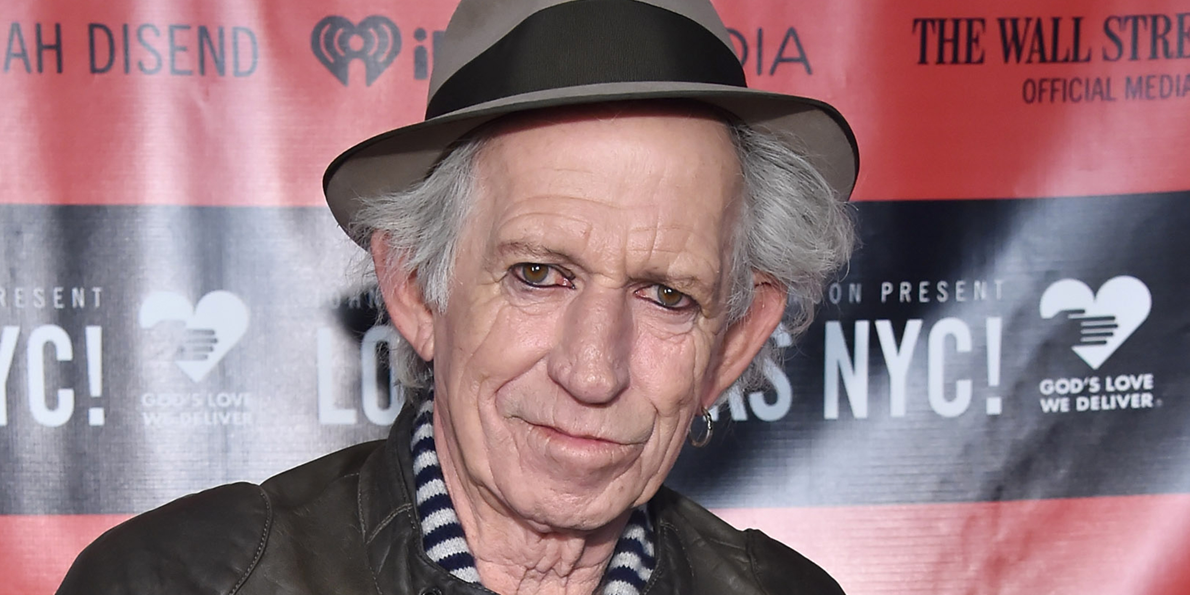 Keith Richards says he quit drinking: 'I didn't want that anymore'