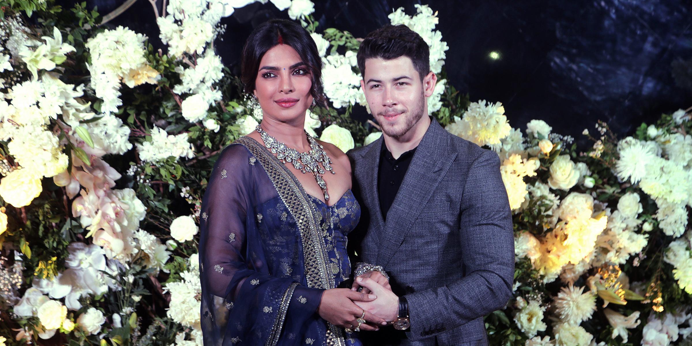 Priyanka Chopra and Nick Jonas just had another beautiful wedding reception