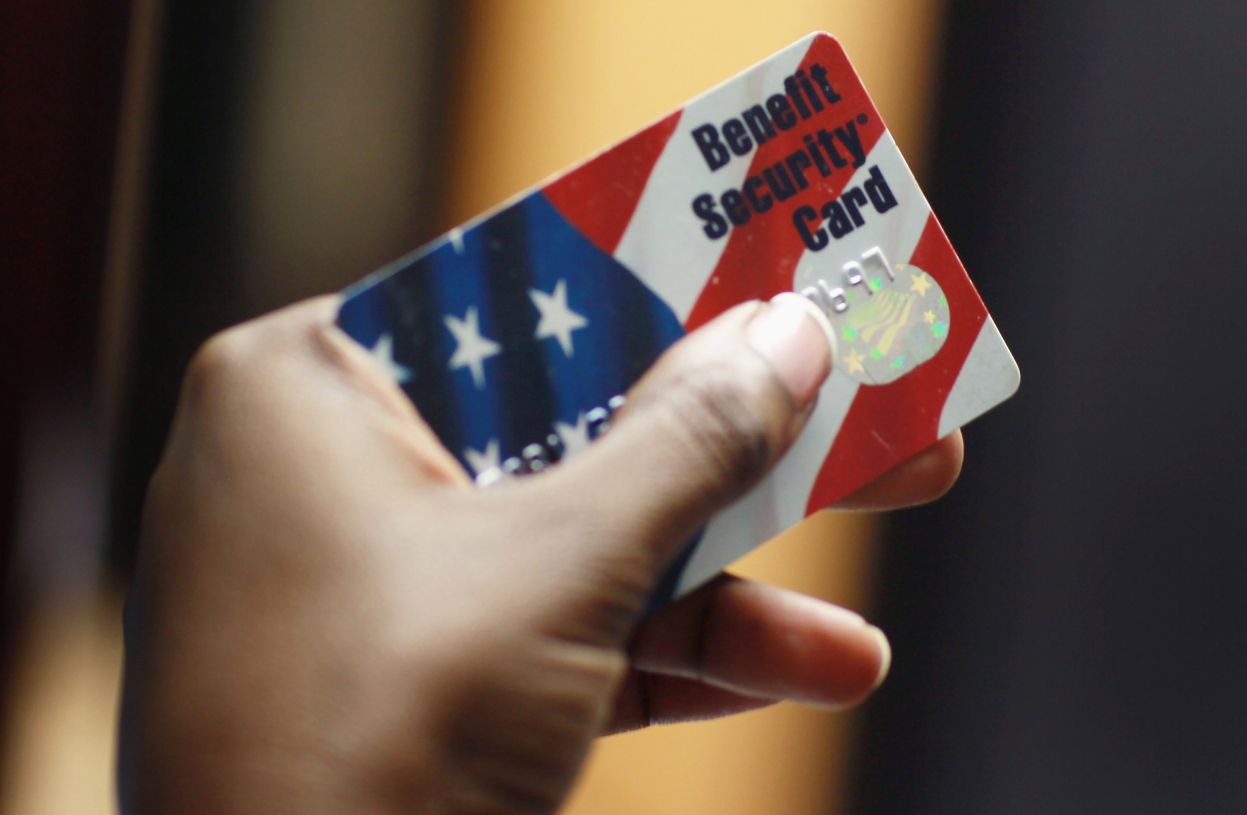 Food stamp changes would mainly hurt those living in extreme