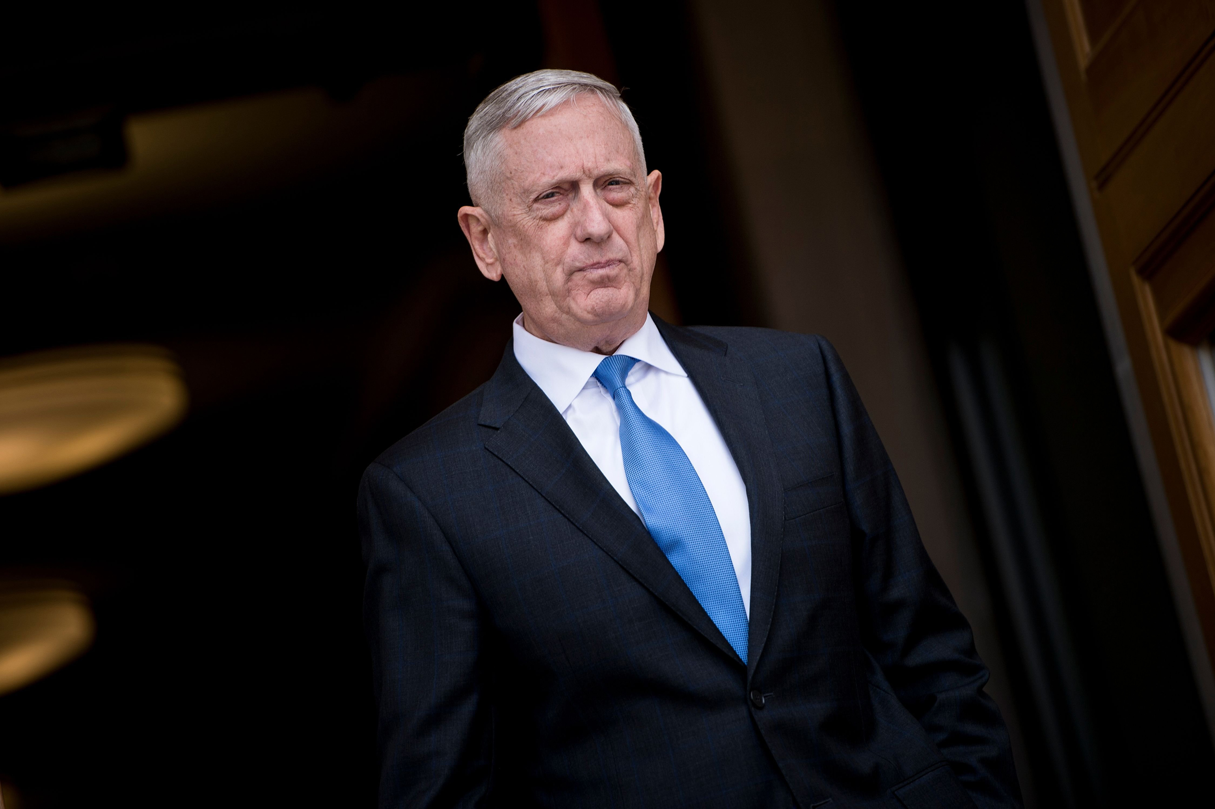James Mattis testifies he invested $85,000 in Theranos, ended up feeling 'disappointed'