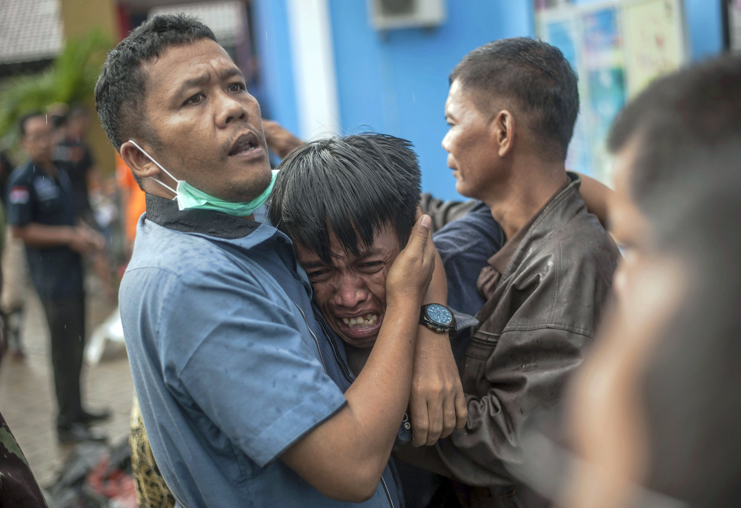 Tsunami Set Off By Volcanic Eruption Kills More Than 200 In Indonesia