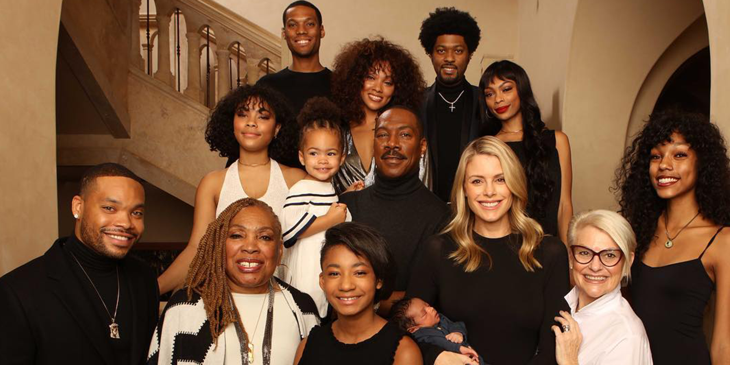 Image result for eddie murphy family