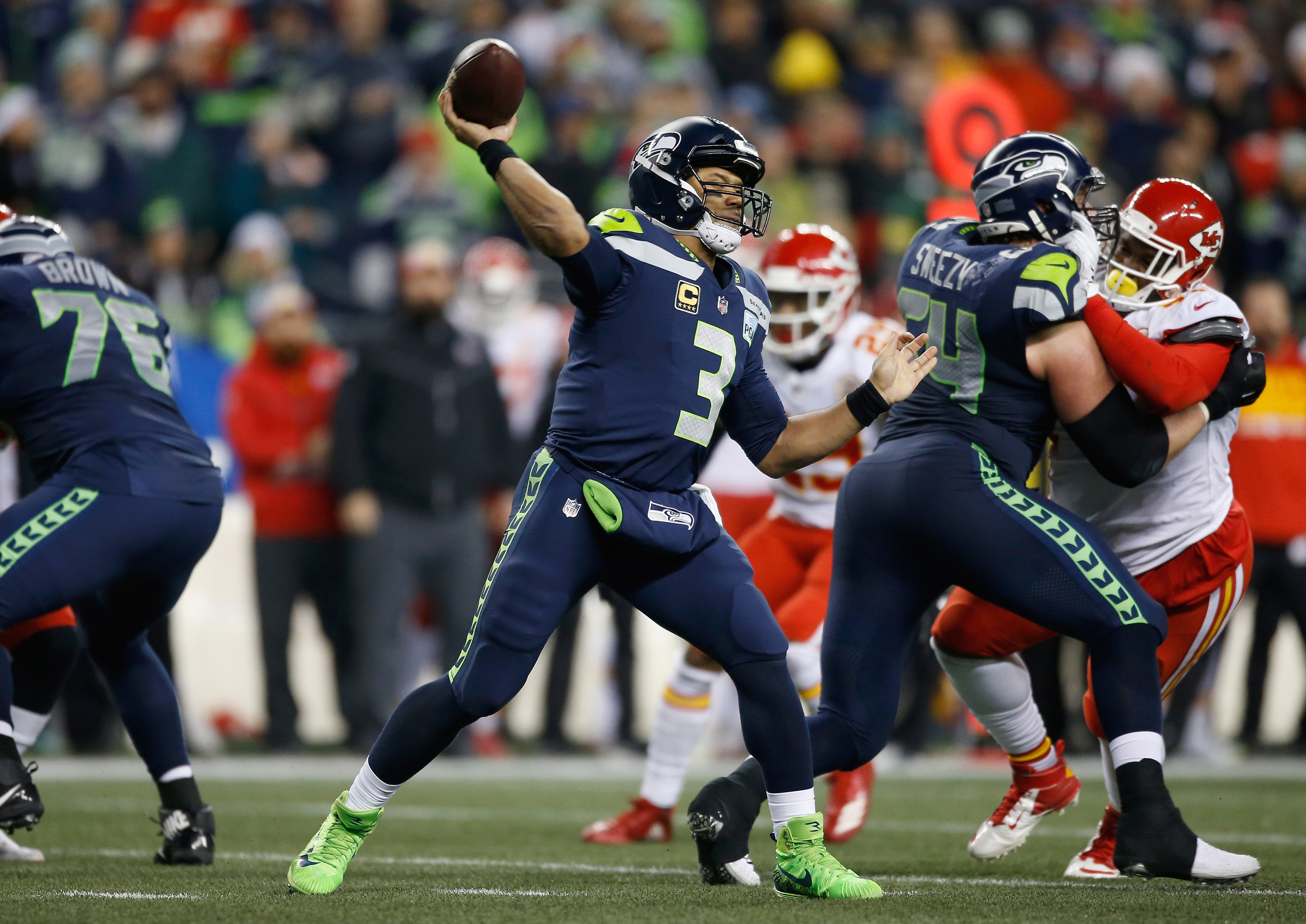 Breaking down playoff scenarios after another dramatic NFL weekend