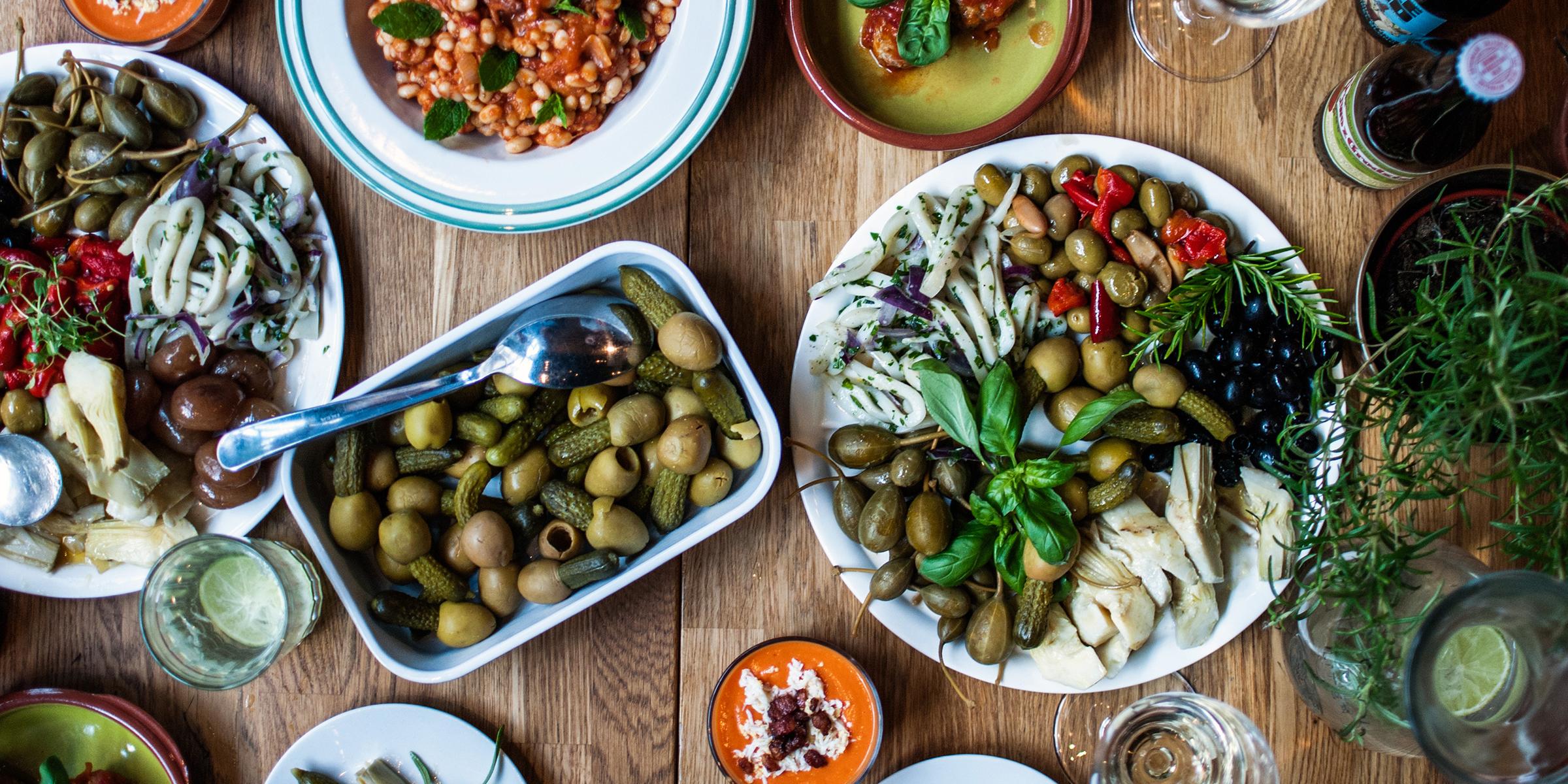 Recipes: Mediterranean diet plan