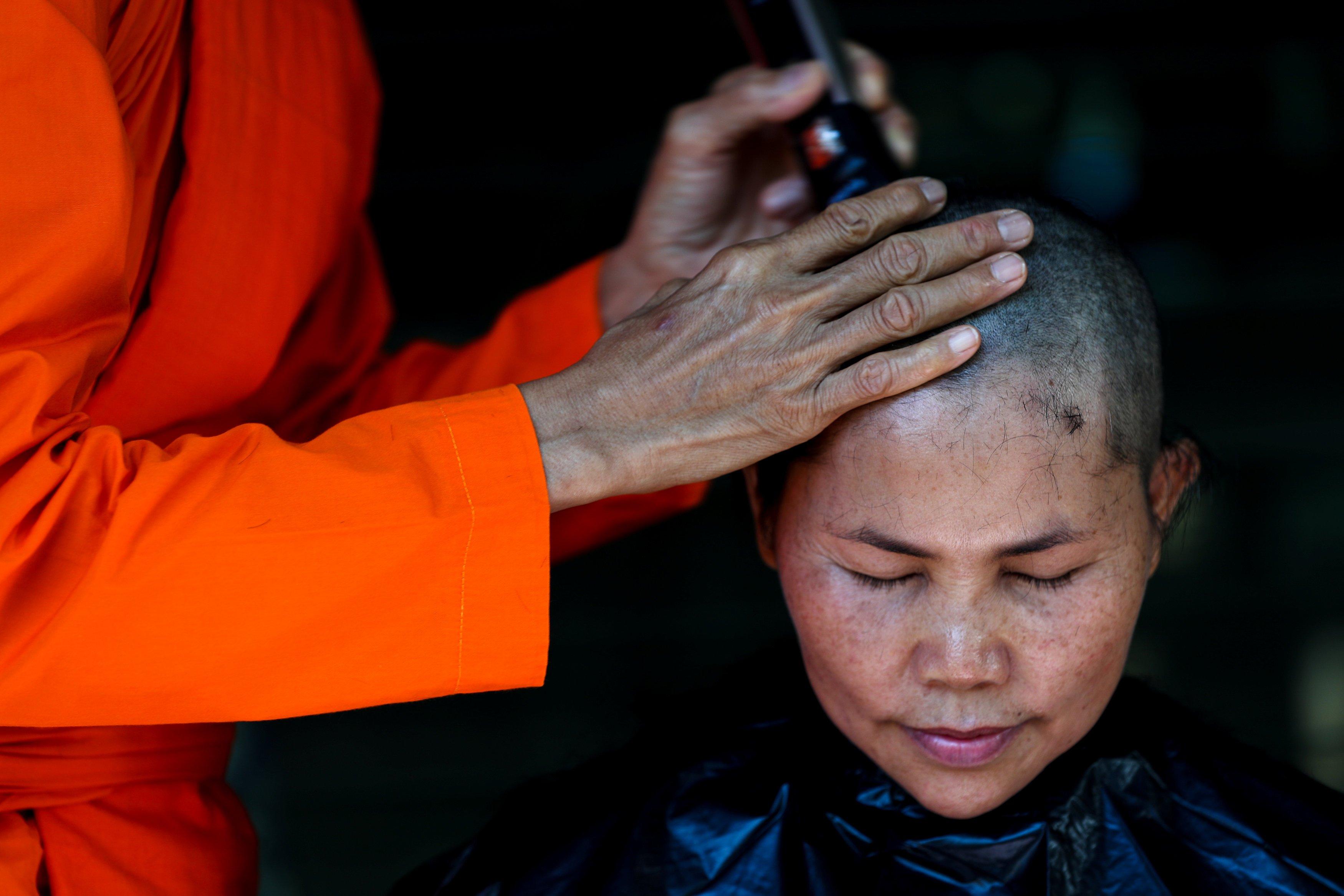Thailand's rebel female Buddhist monks defy tradition