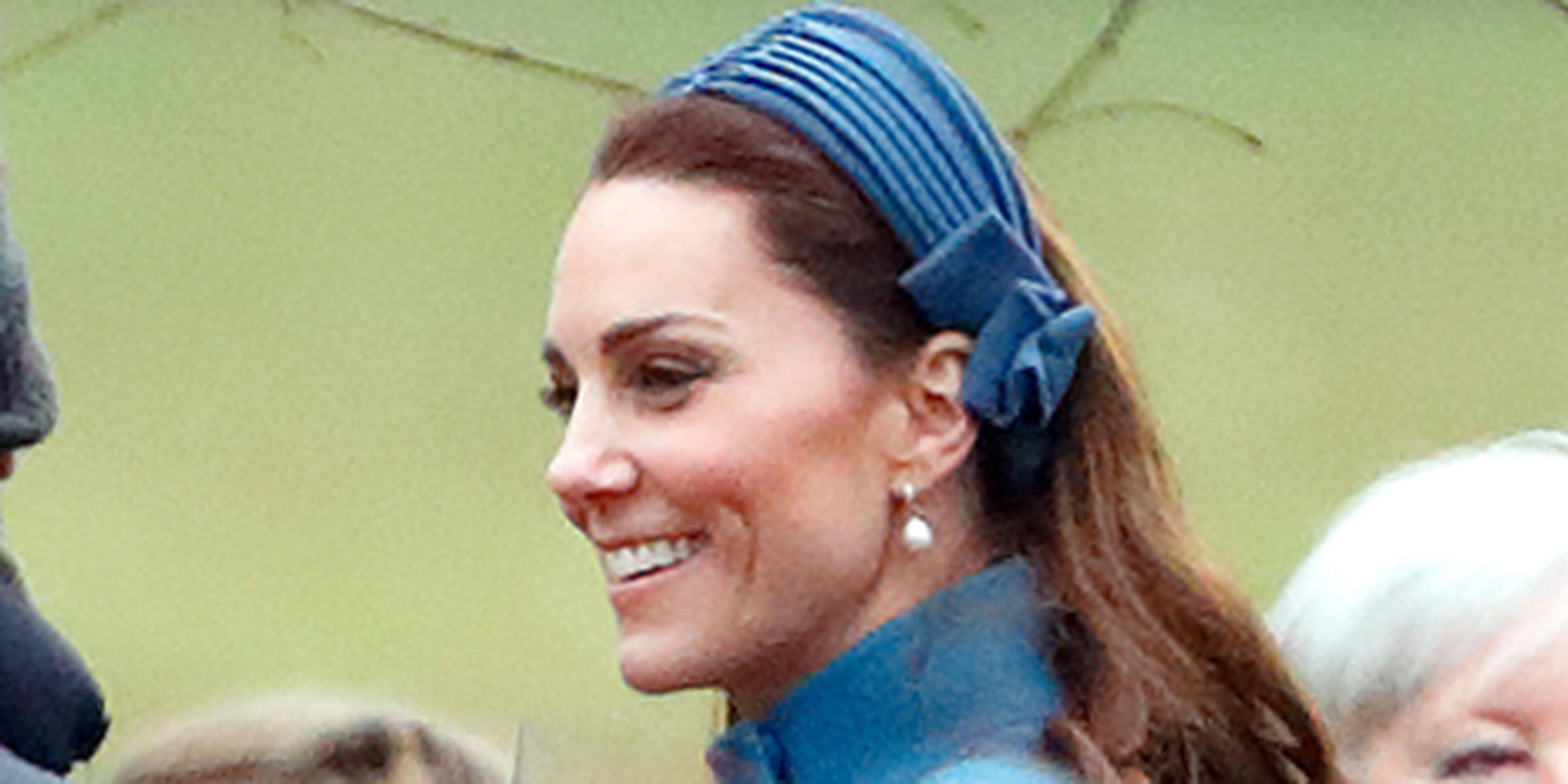 e362f9fbf31 The former Kate Middleton is bringing back the headband