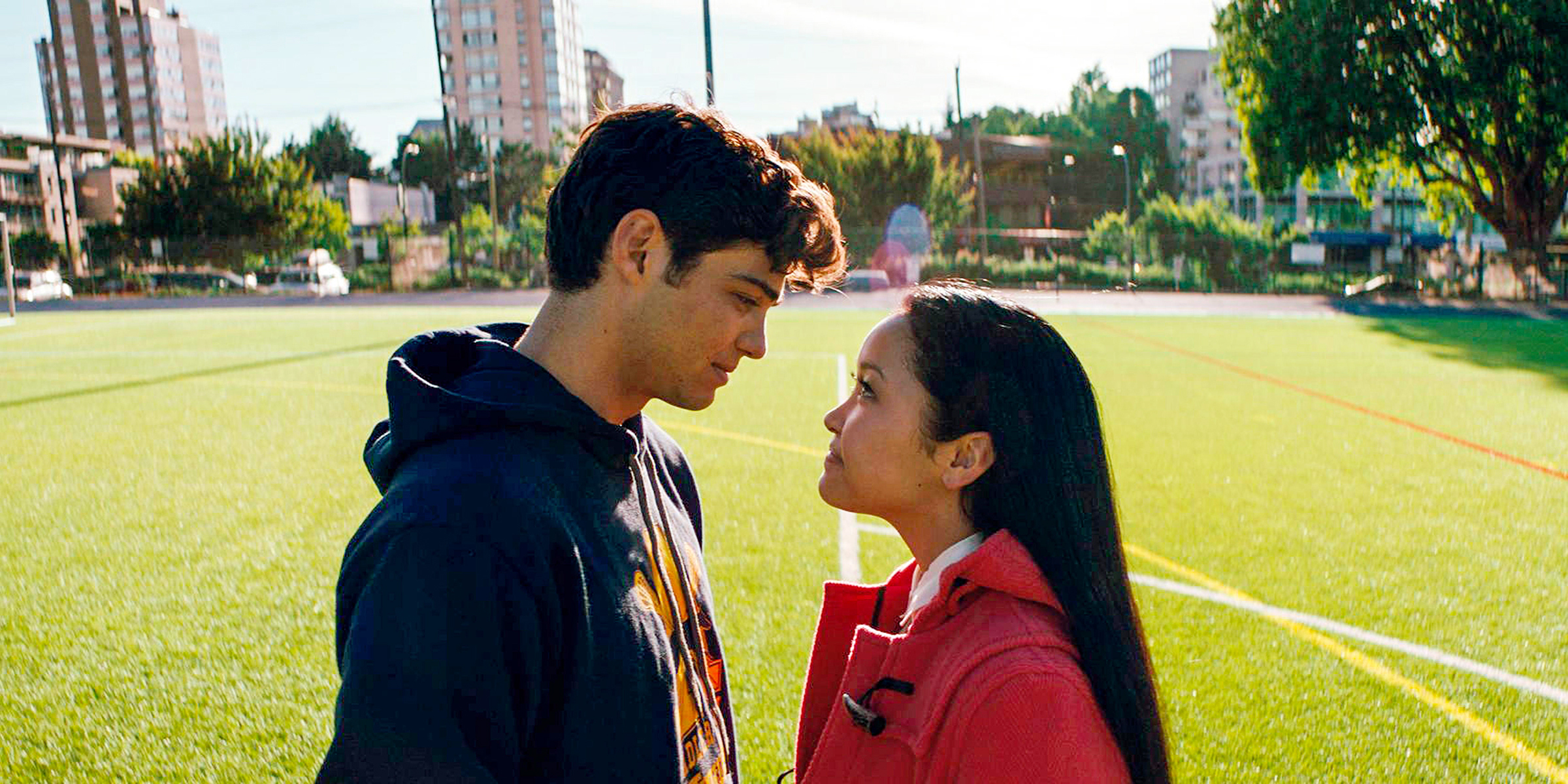Lana Condor talks new love interest in 'To All The Boys I've Loved Before 2'