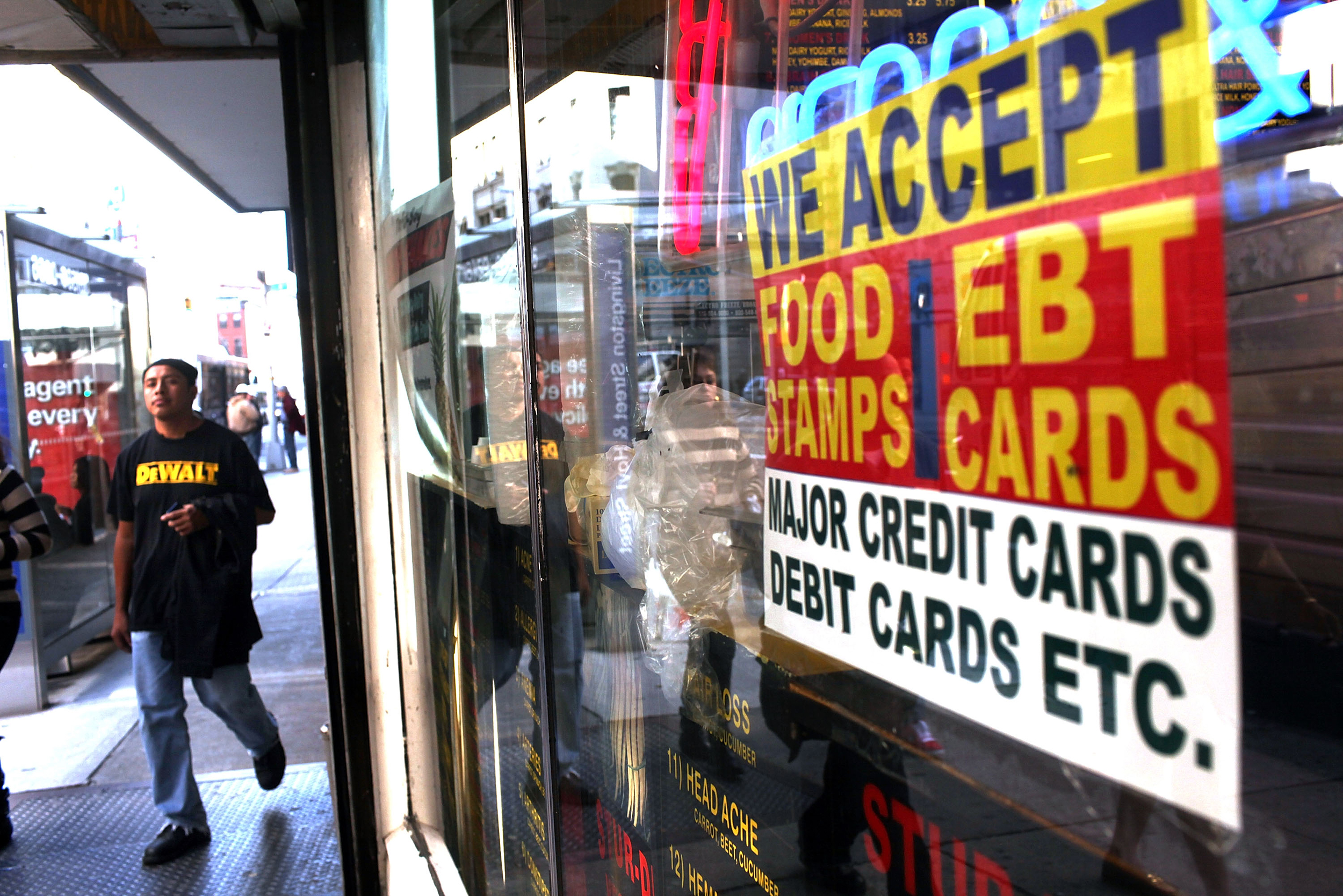 Food stamps covered through Feb., but no promises for March if shutdown goes on