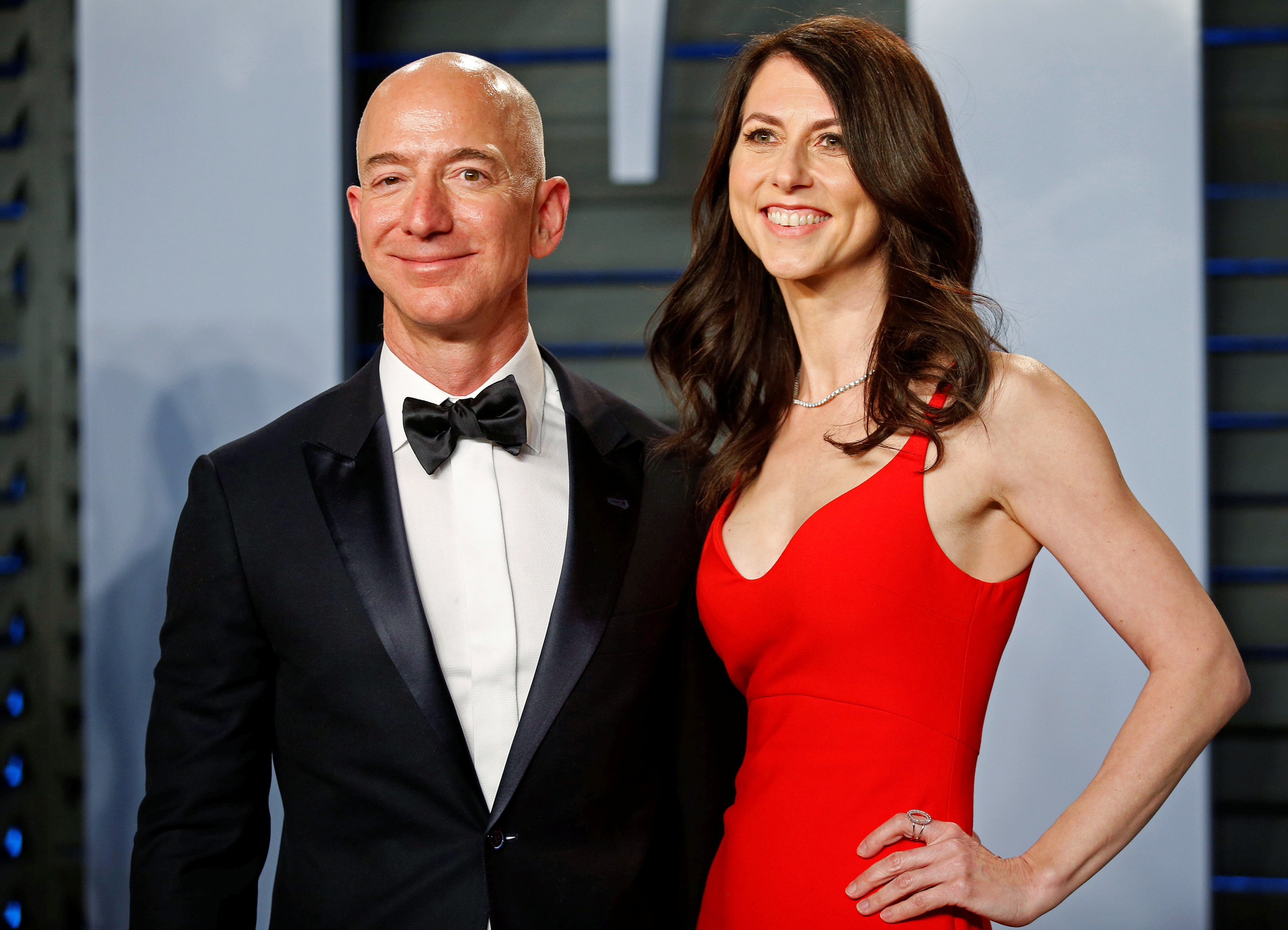 former mrs bezos now richest woman in the world as wall street highs lead to reshuffling of top billionaires former mrs bezos now richest woman in the world as wall street highs lead to reshuffling of top billionaires