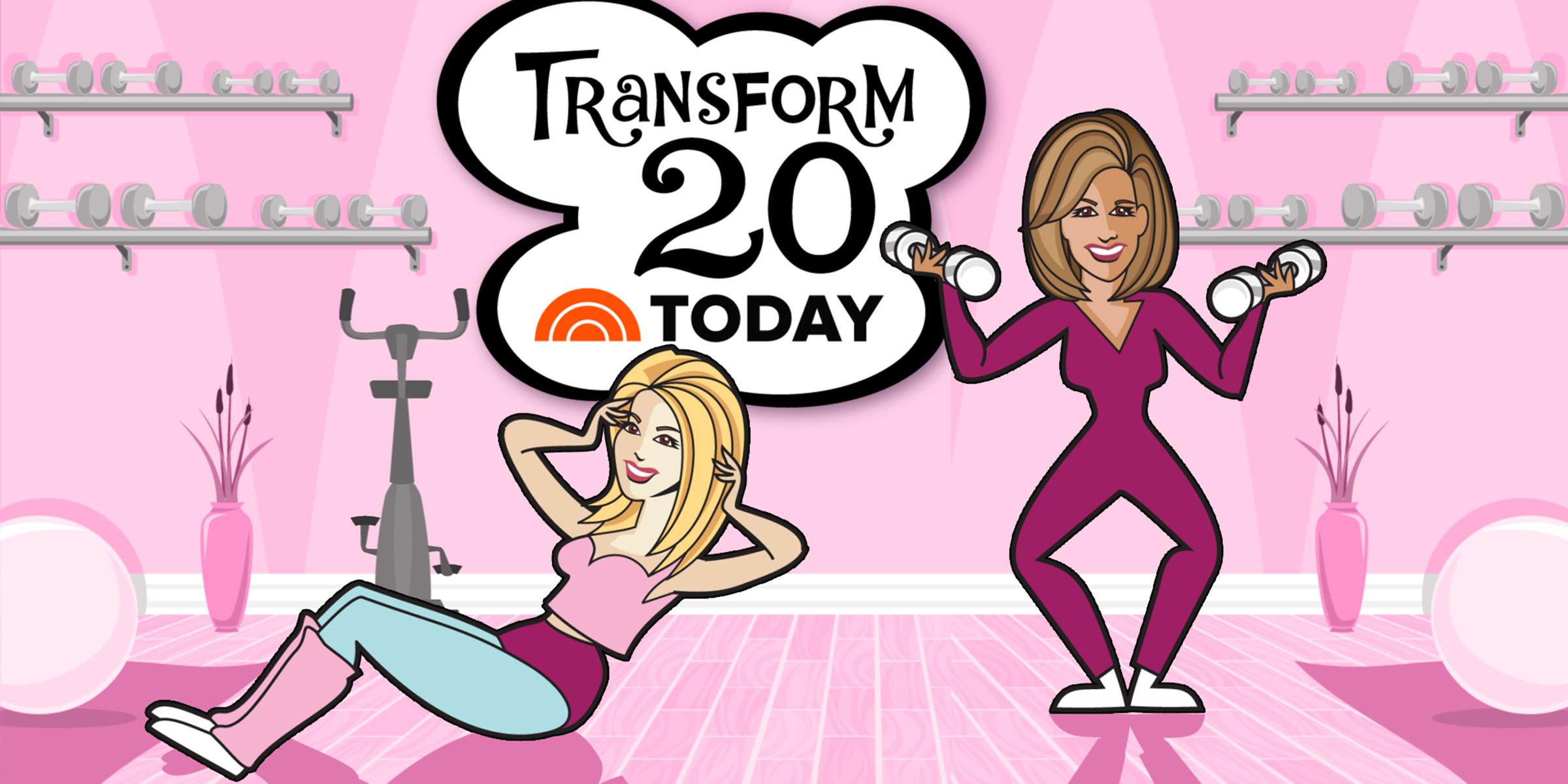 Transform 20: Beachbody trainer Shaun T's new fitness program