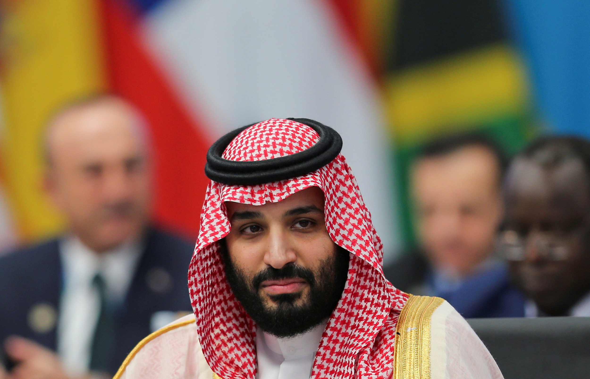 No-letup-in-Saudi-crackdown-on-dissent,-and-no-pushback-from-Trump-administration