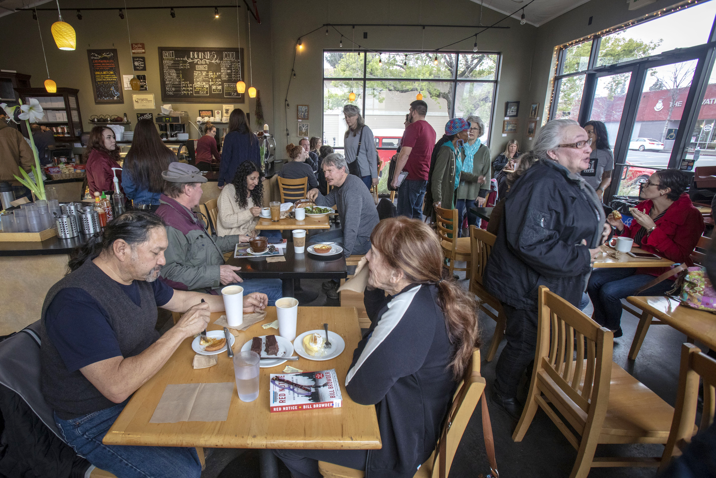 After the flames: Chico, California, is booming after Paradise burned
