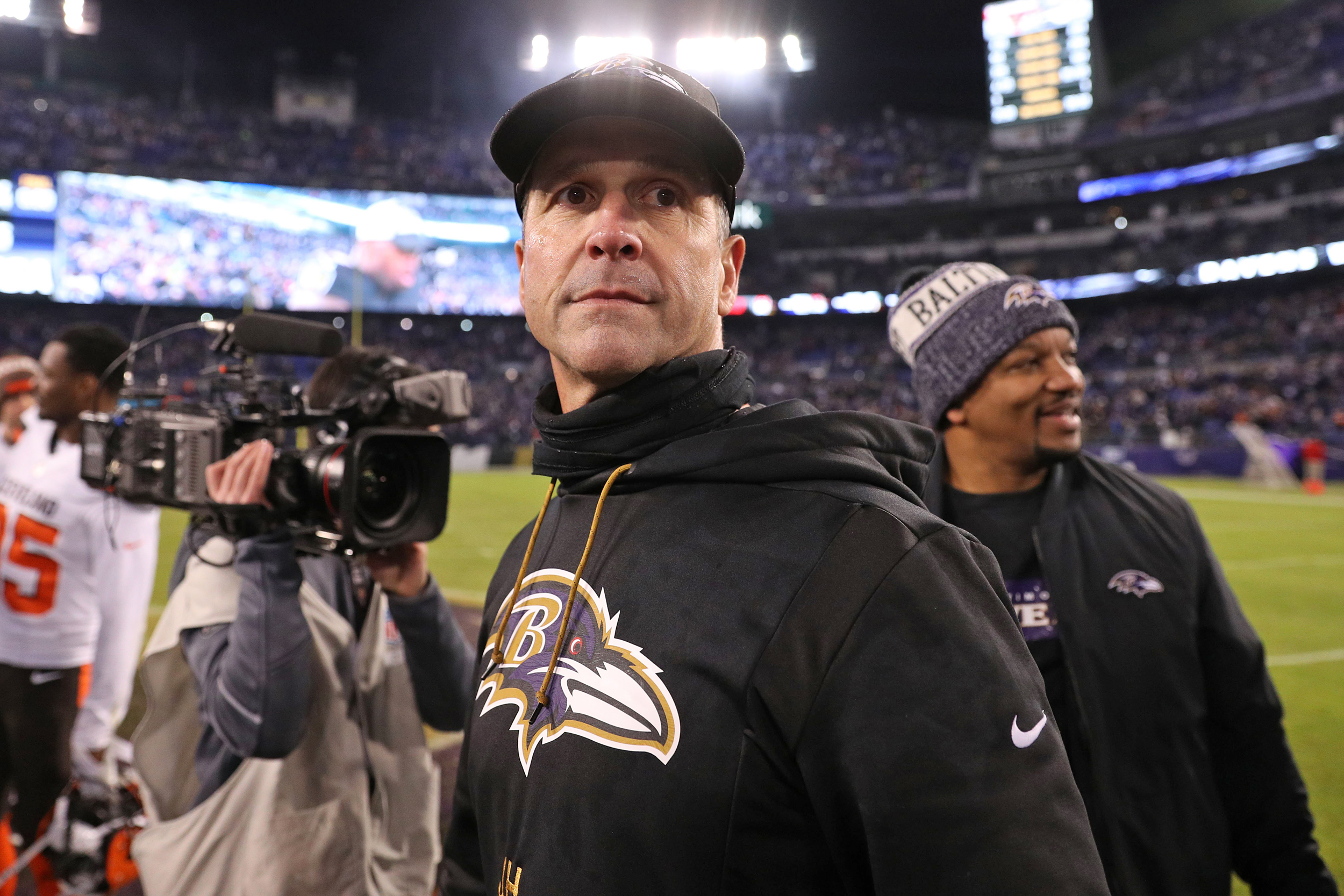 Ravens, John Harbaugh agree to contract extension