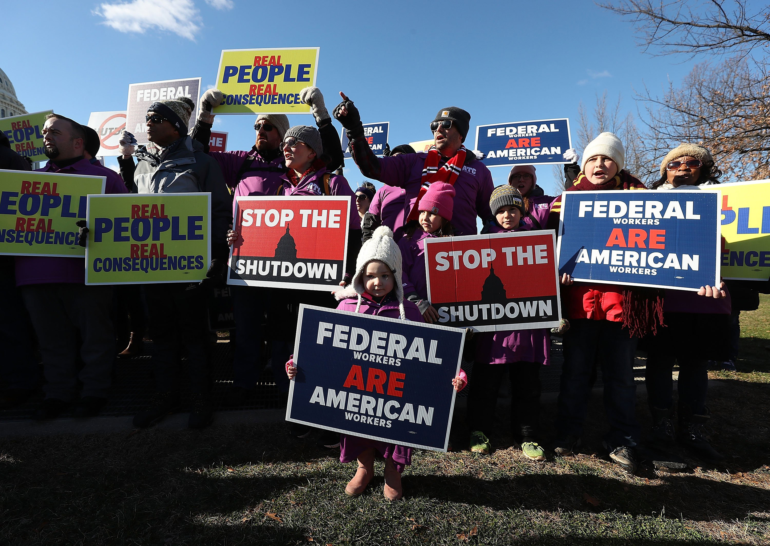 The economic effects of the shutdown stretch far beyond Washington