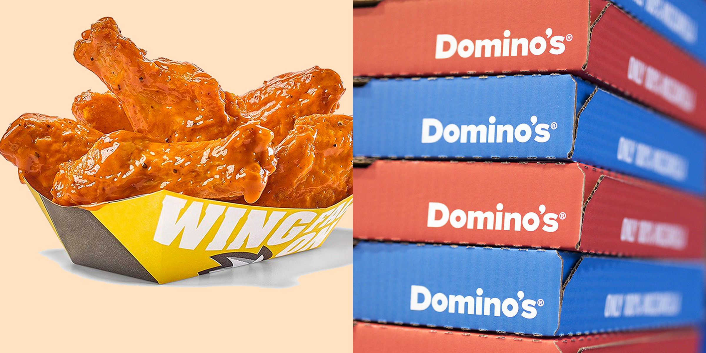 Score Free Food With Super Bowl Deals At Buffalo Wild Wings Domino Ore