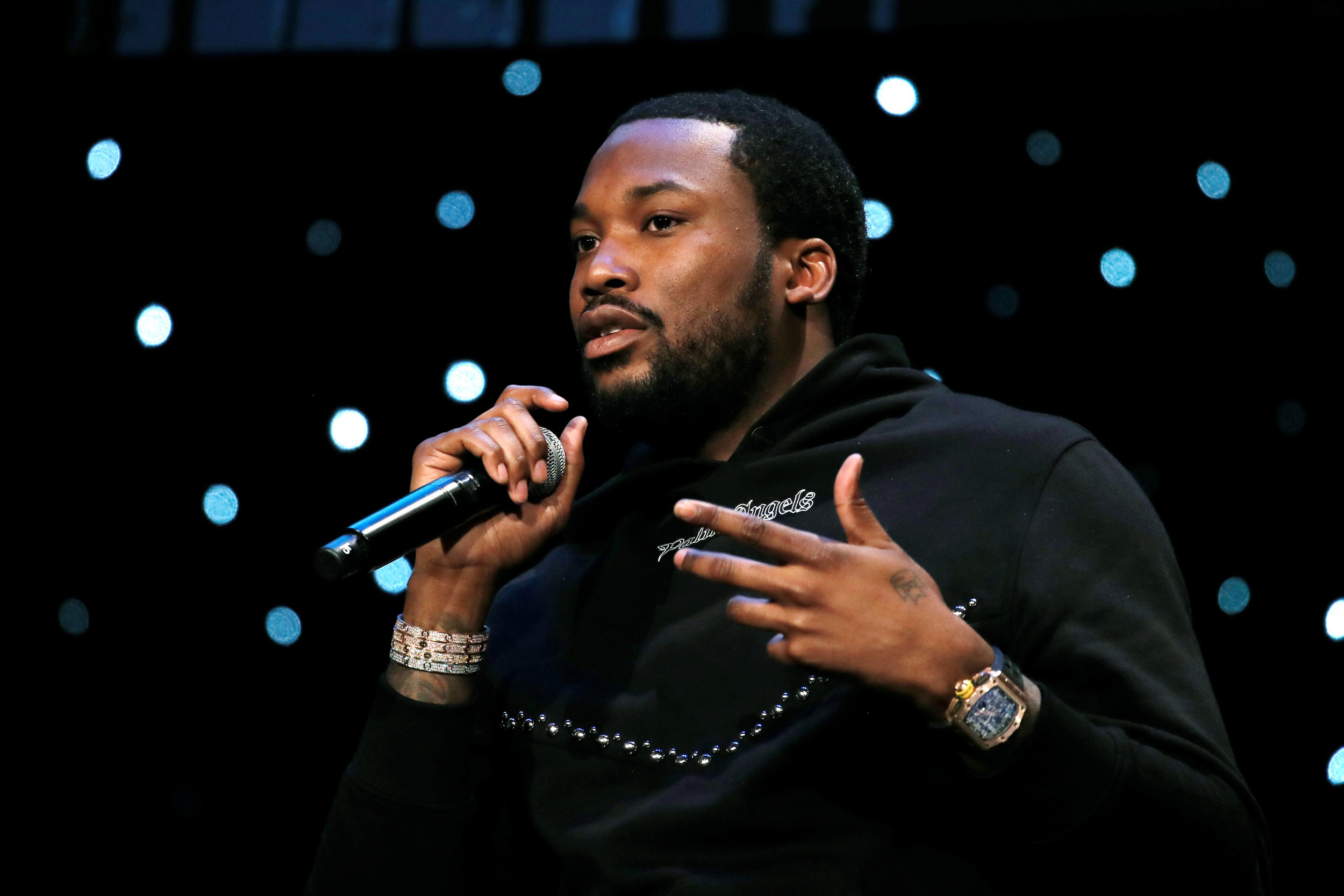 Meek Mill, Jay-Z launch alliance to reform U.S. parole, probation laws