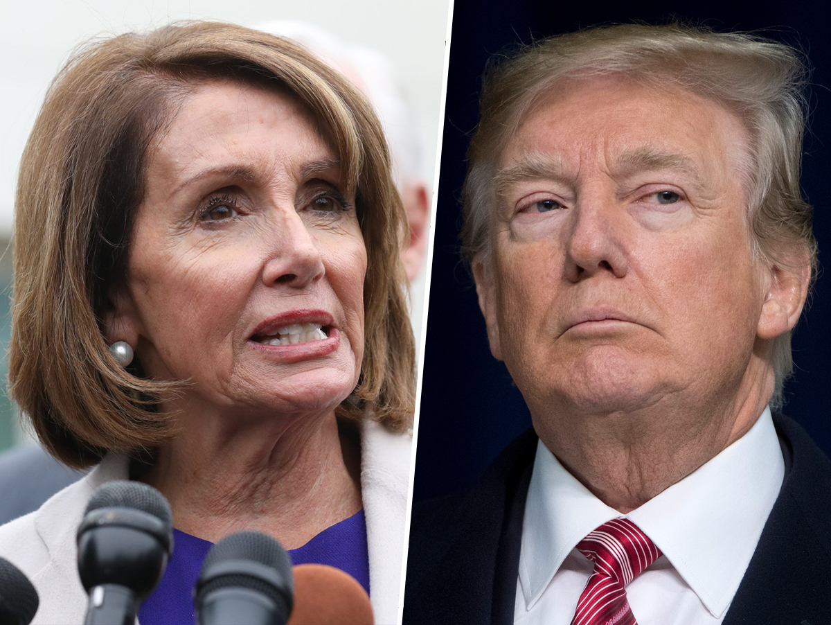 What the State of the Union reveals about the Trump-Pelosi power struggle