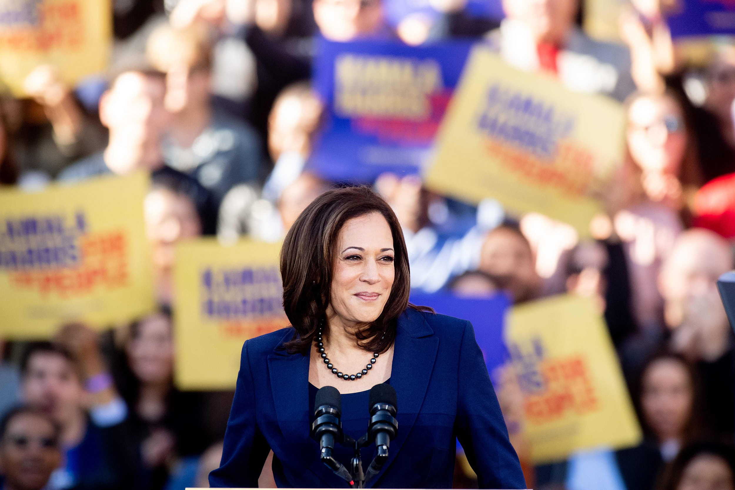 In Kamala Harris Presidential Campaign Indian Americans Want More Opportunities To Connect