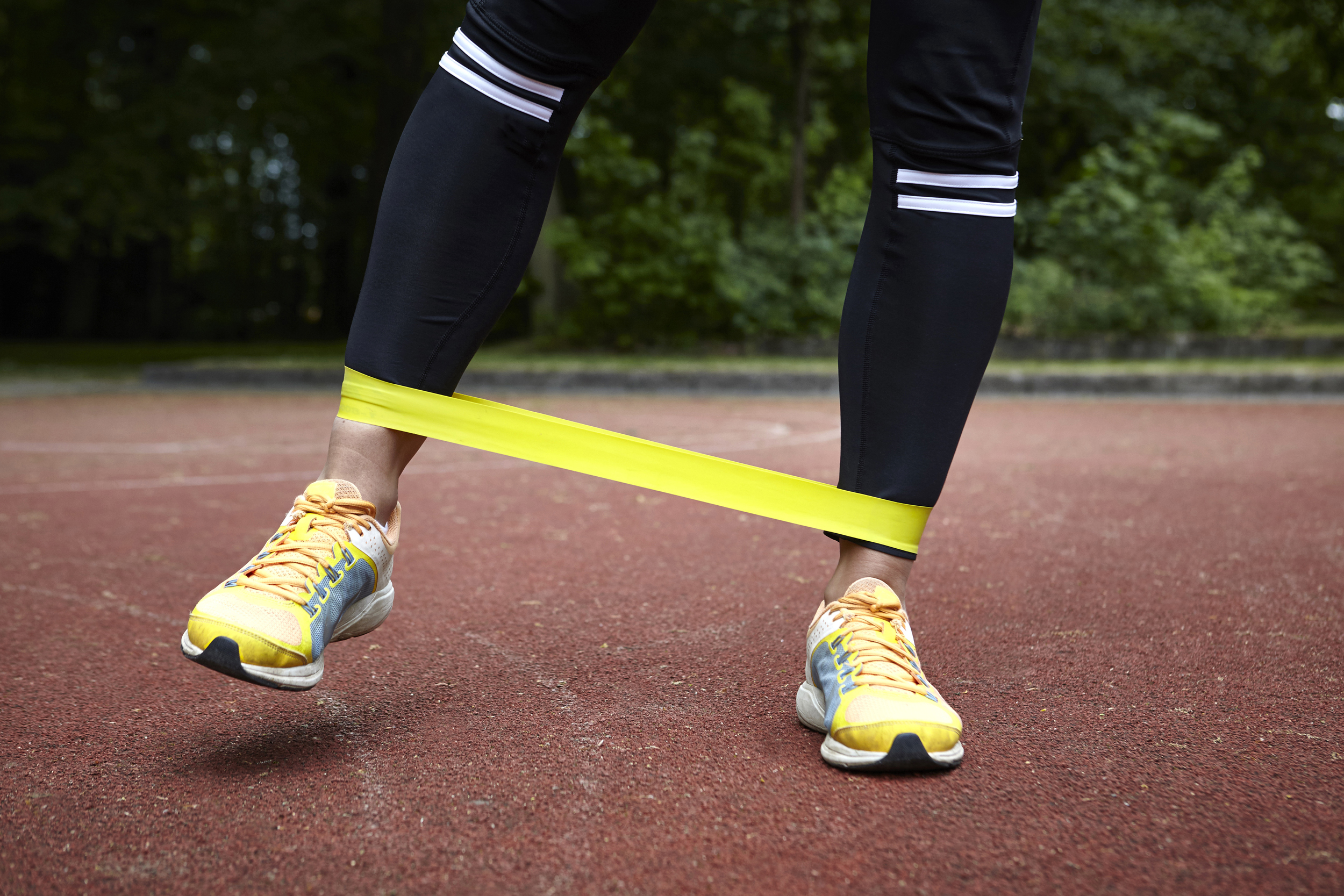 A One Month Resistance Band Workout You Can Do Anywhere