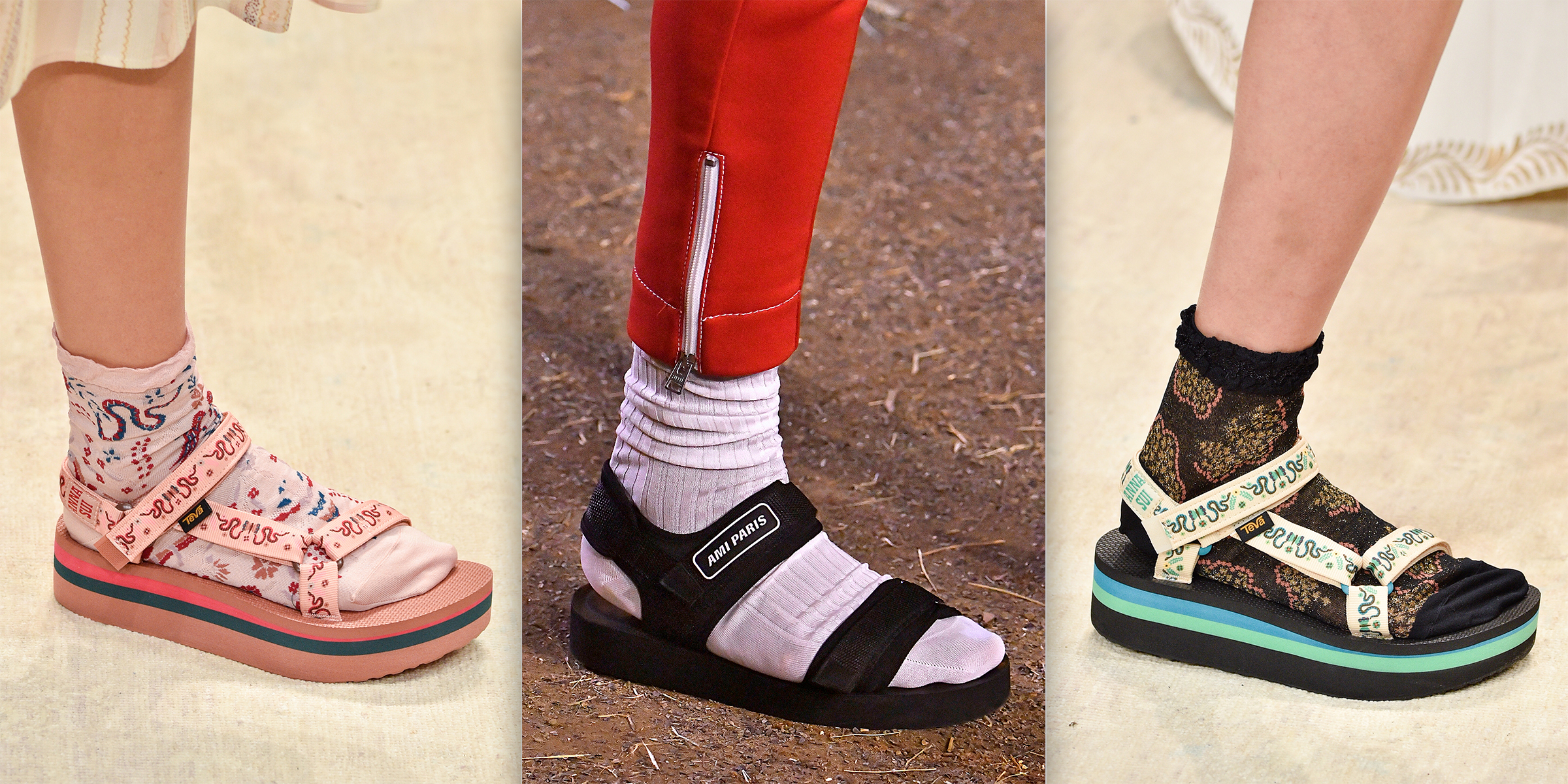 Ugly Sandals Are Trending For Spring Summer 2019