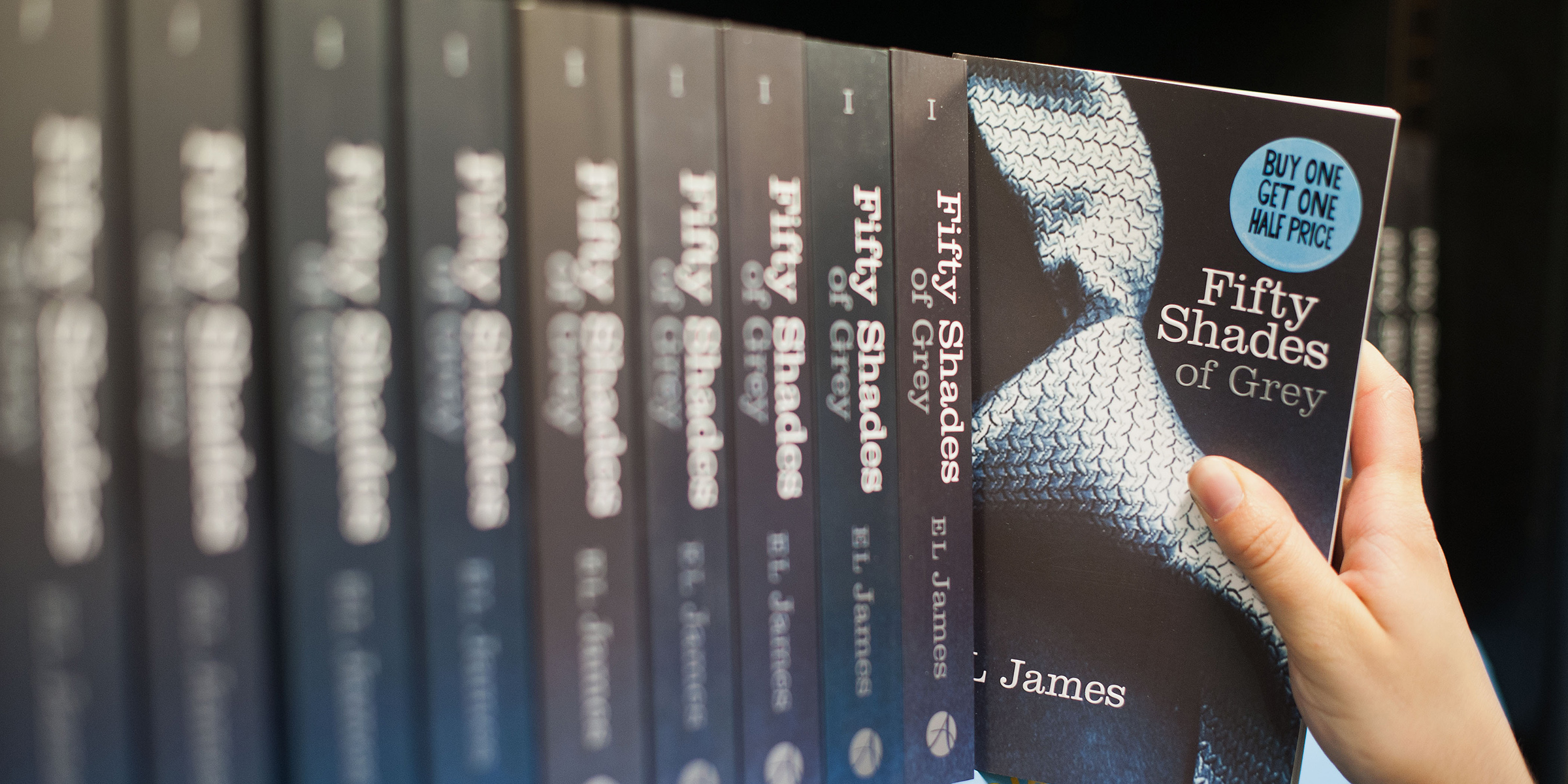 10 best romance novels to read if you love 'Fifty Shades of Grey'