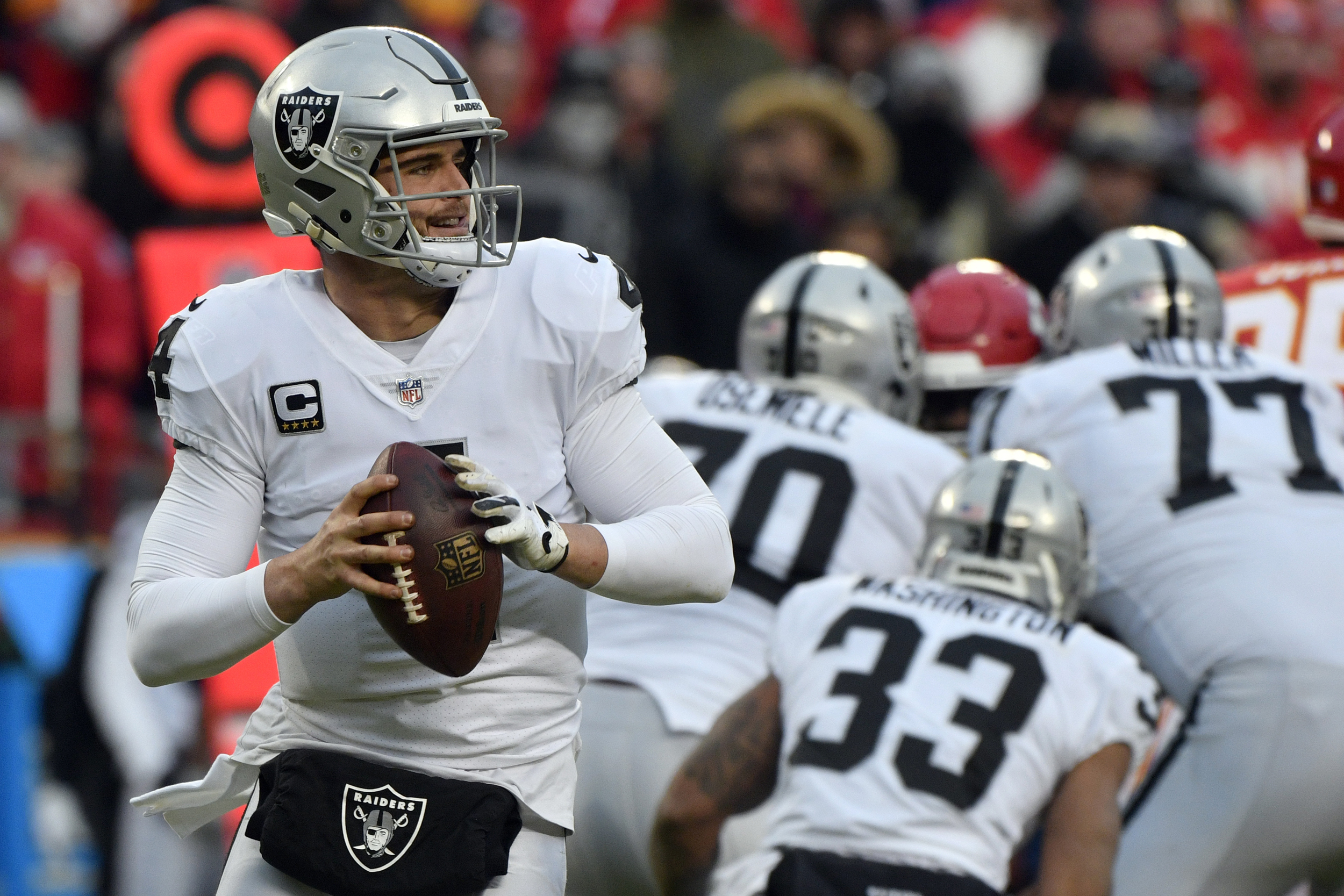 Raiders finalize terms for return to Oakland in 2019