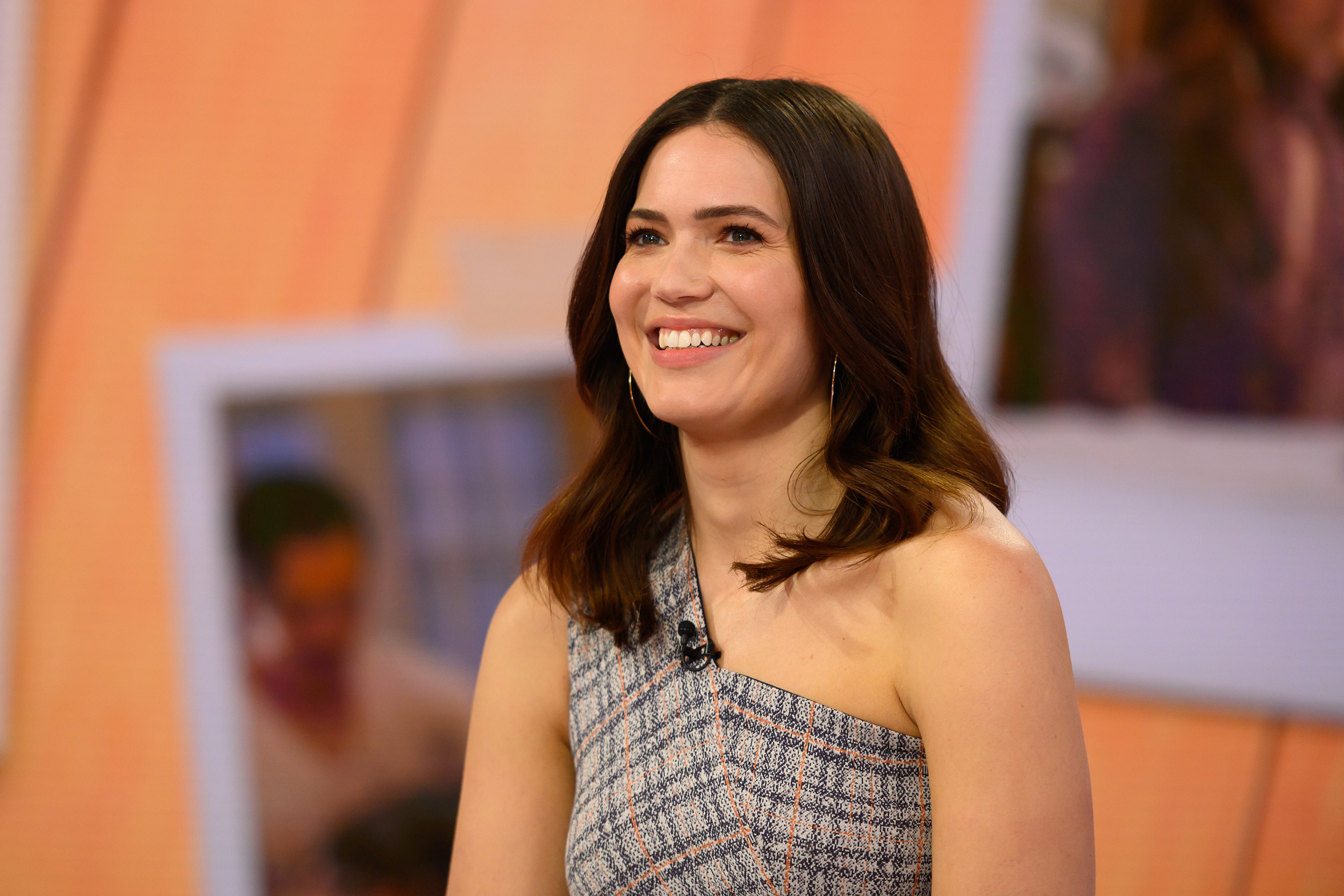 Mandy Moore says 'This is Us' gives us a chance to process